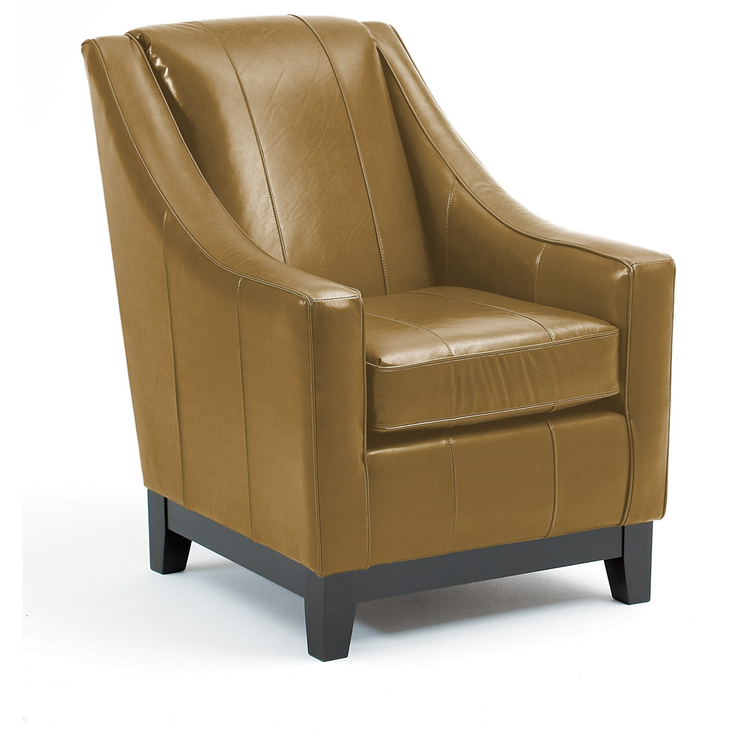 Best home furnishings chairs club mariko club chair for Best furniture for home