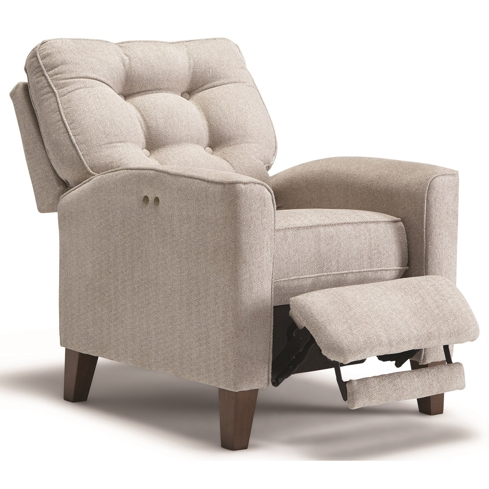 Best Home Furnishings Karinta Power High Leg Recliner With
