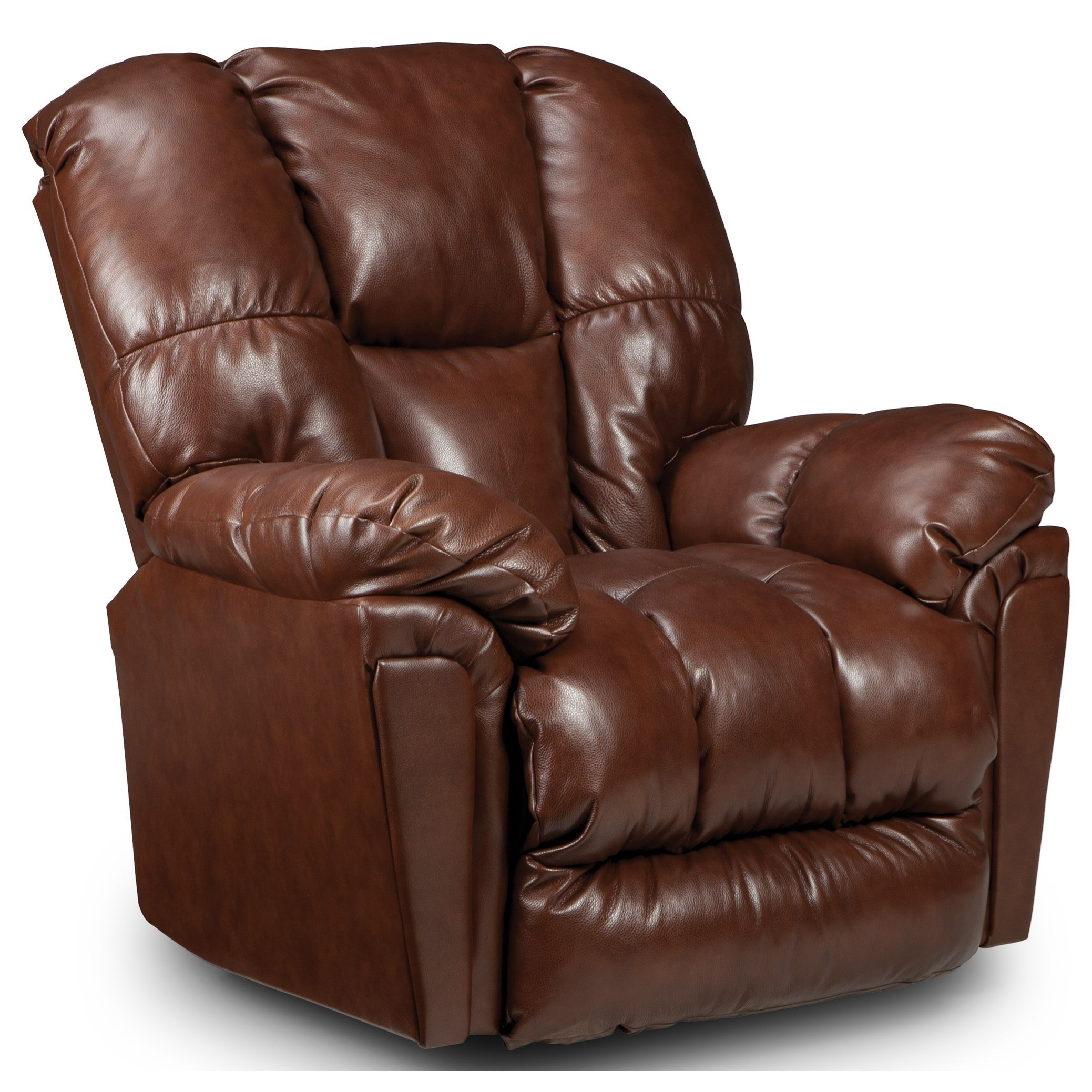 Best Home Furnishings Lucas Casual Swivel Glider Recliner