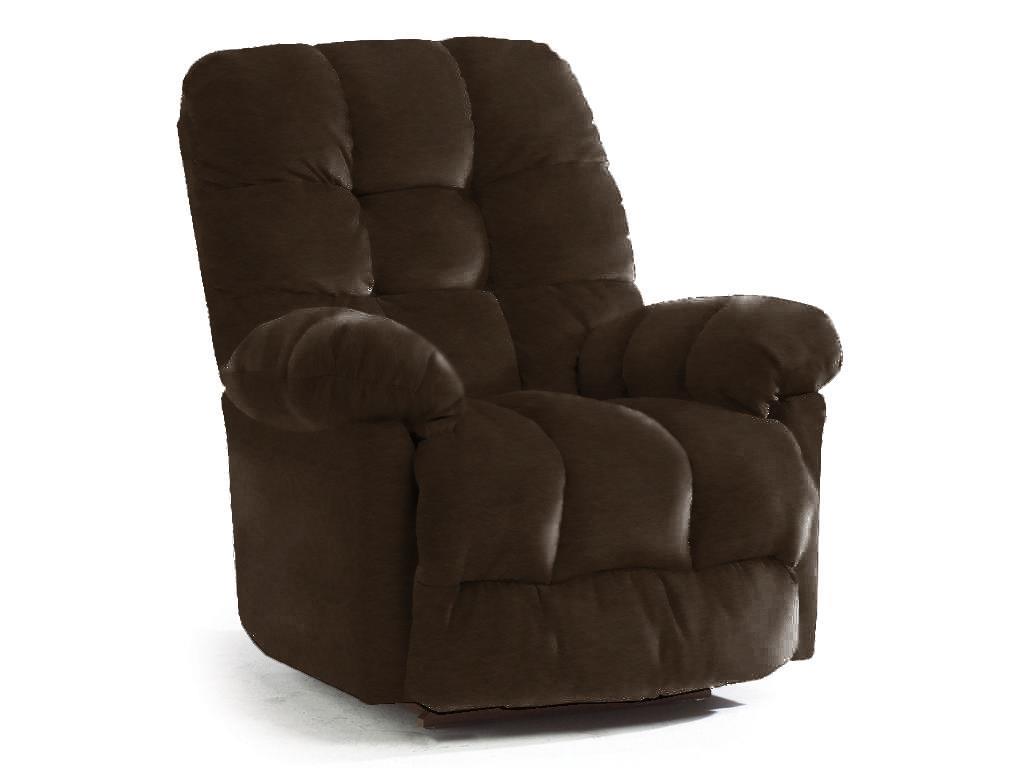 Best home furnishings recliners medium brosmer power for Chair recliner