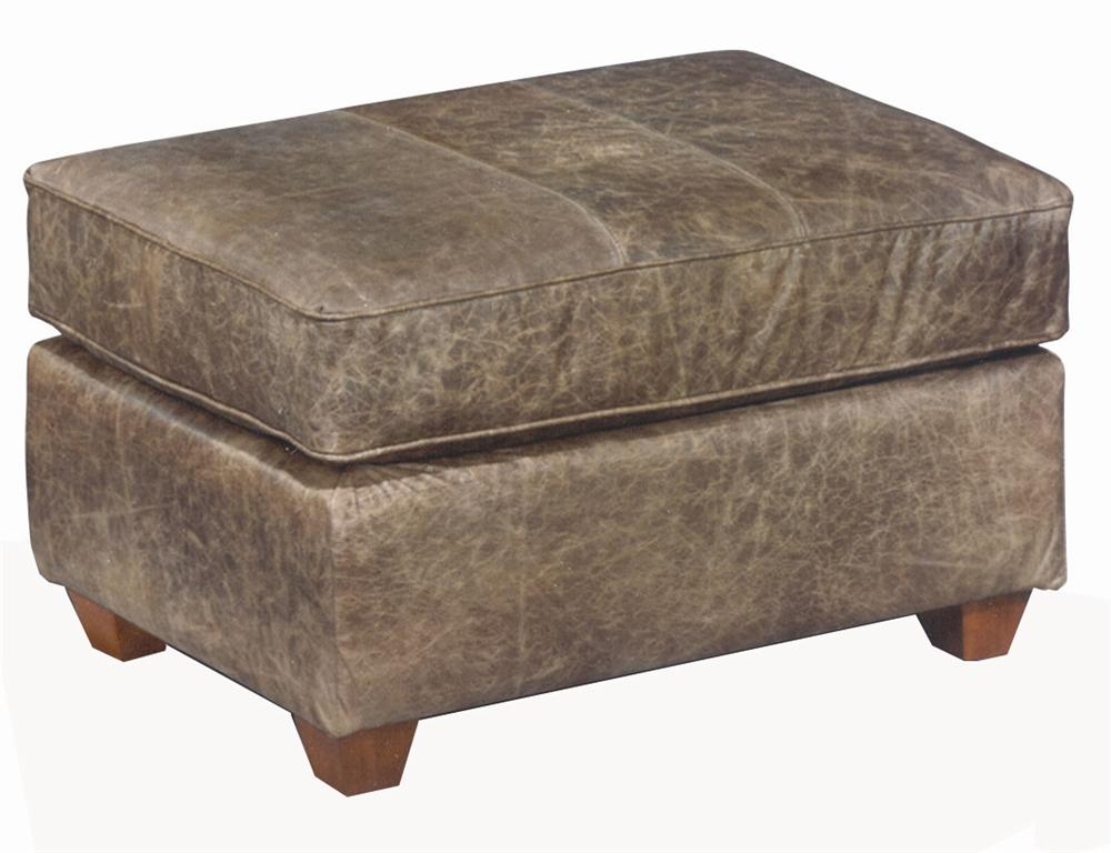 Best home furnishings ottomans 0027aw soft contemporary for Best chair and ottoman