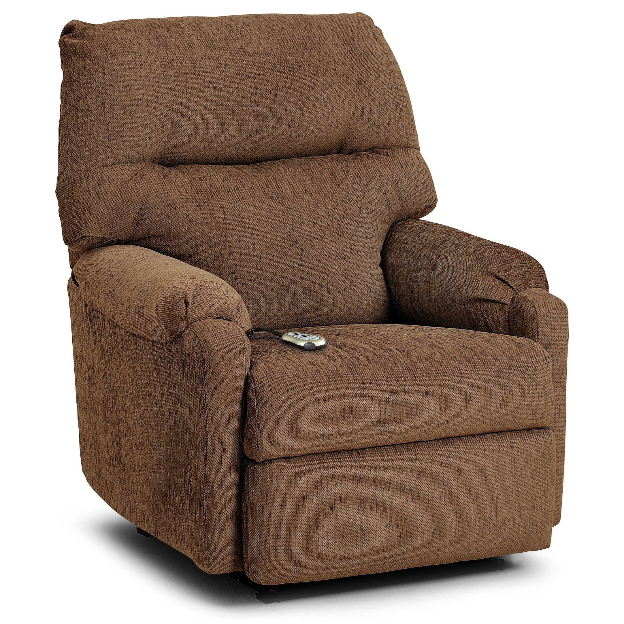 best home furnishings recliners petite jojo power lift recliner with remote wayside. Black Bedroom Furniture Sets. Home Design Ideas