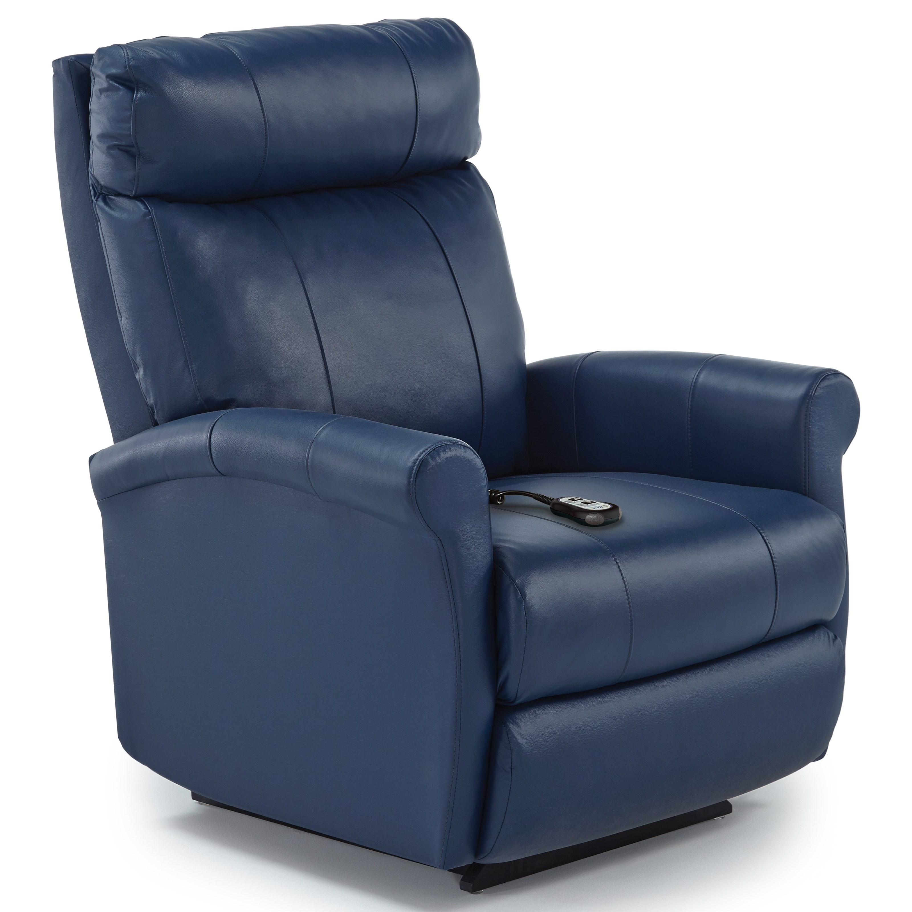 Best home furnishings recliners petite power lift for Recliner lift chair