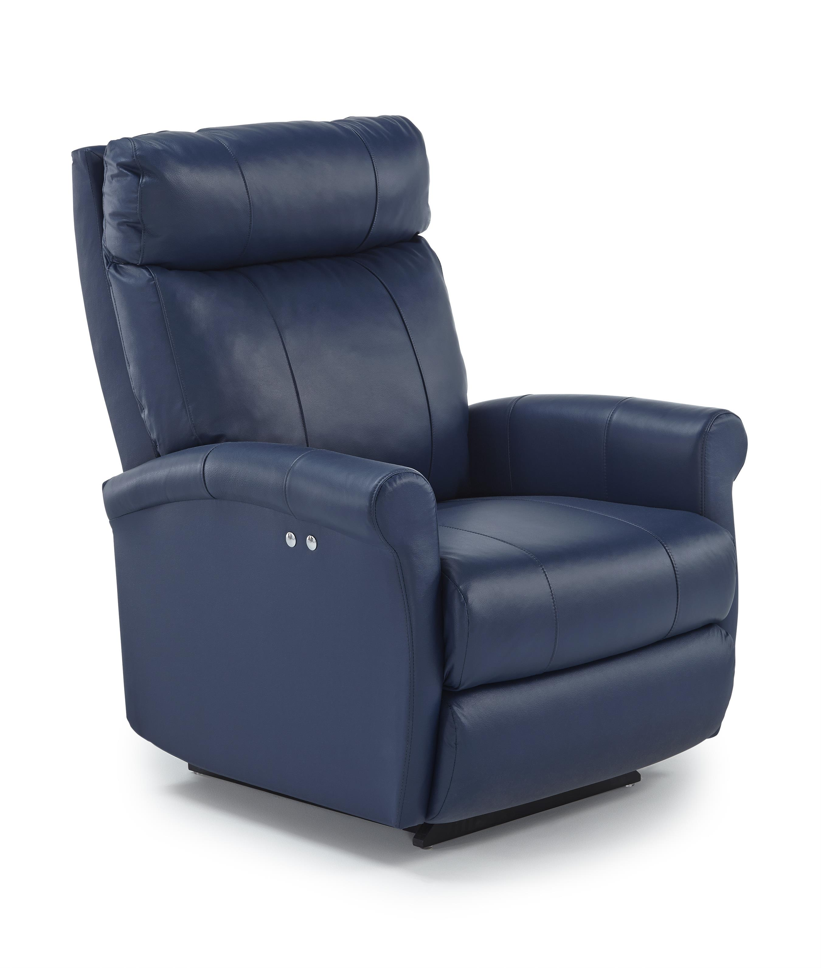Best Home Furnishings Recliners Petite Power Rocking