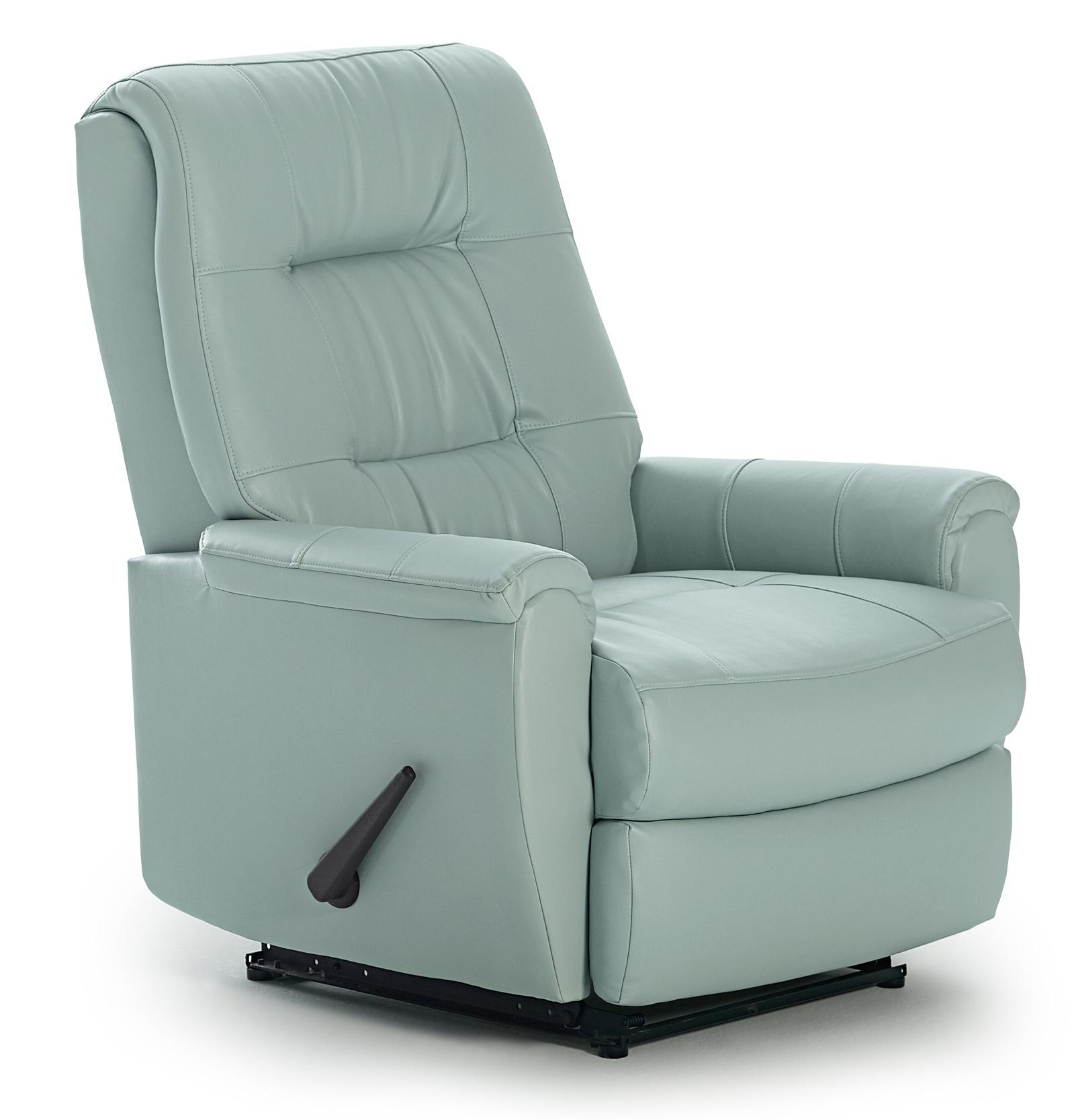 Best home furnishings recliners petite felicia swivel for Best furniture for home