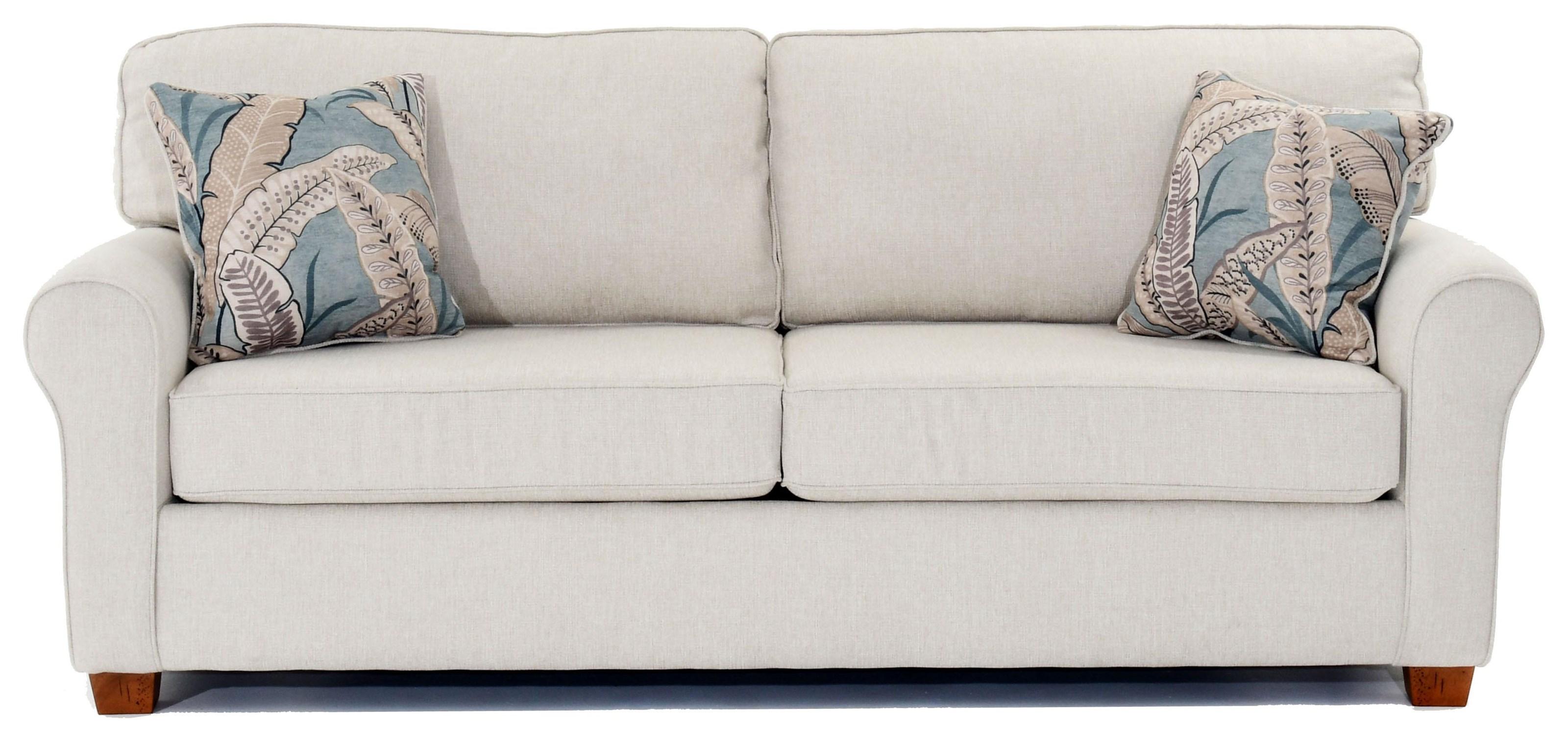 Best Home Furnishings Shannon S14aqdpsc Queen Sofa Sleeper