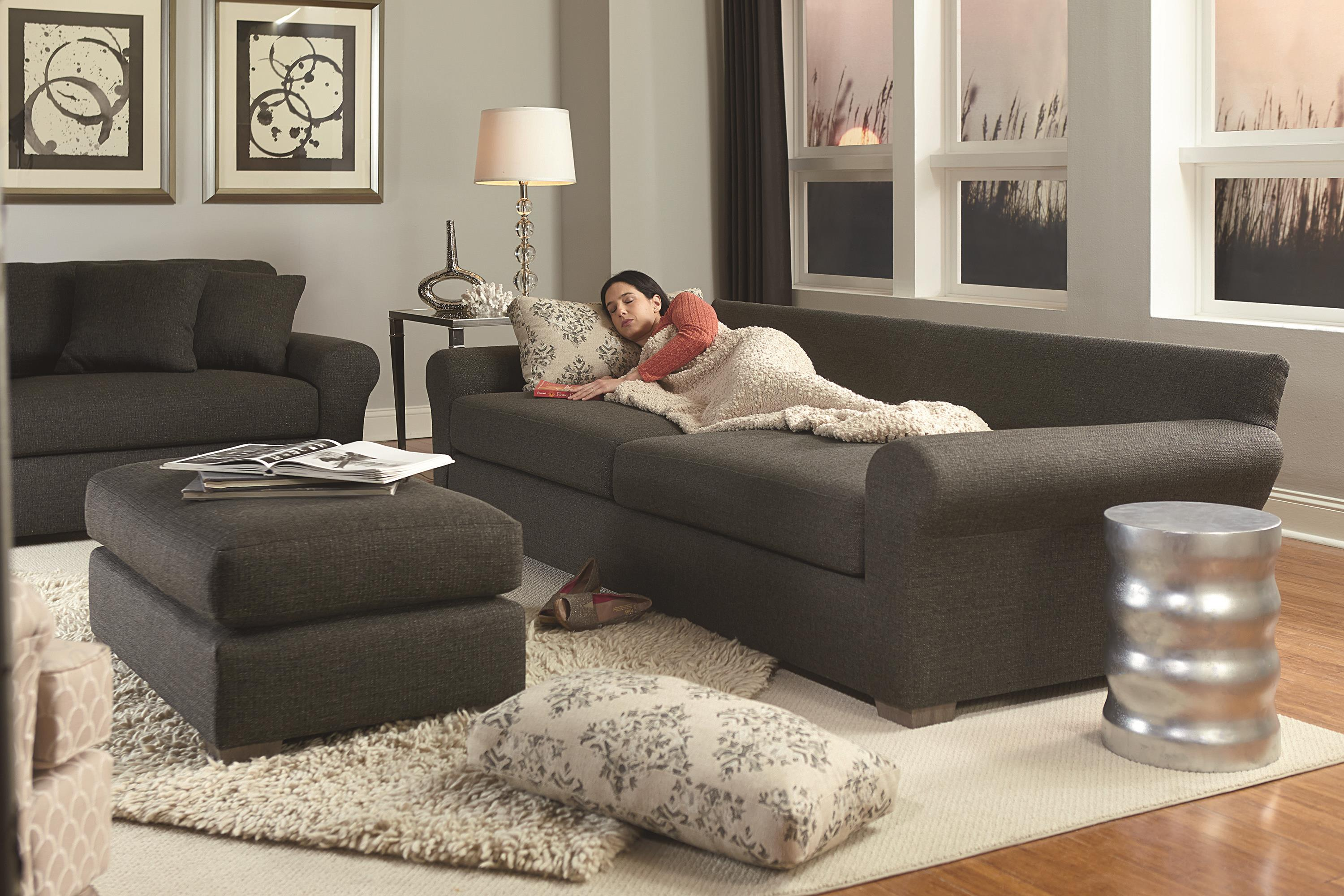 Best Home Furnishings Sophia S69 Transitional Wide Sofa With Removable Cushions Hudson 39 S
