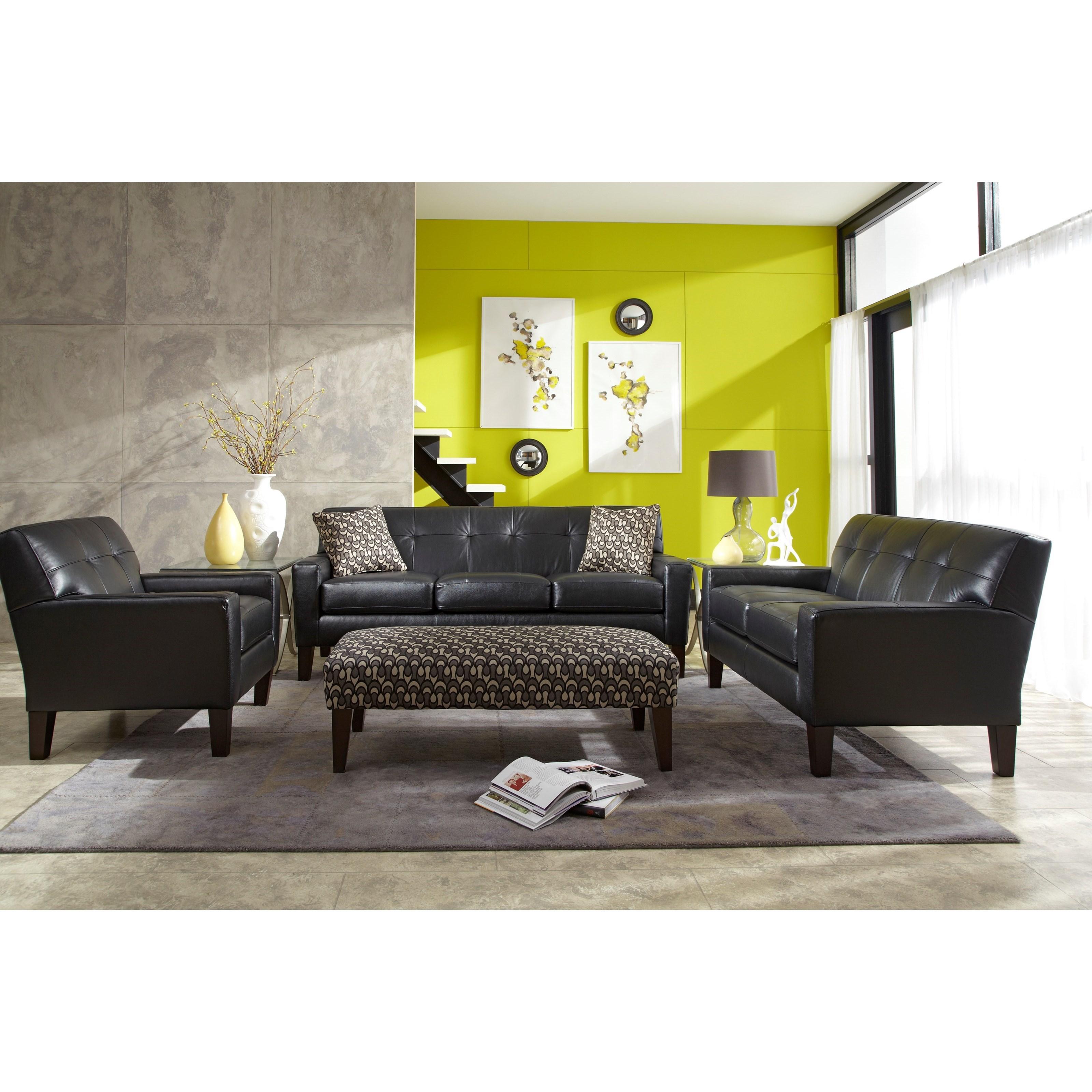Best Home Furnishings Treynor C78lu Contamporary Club