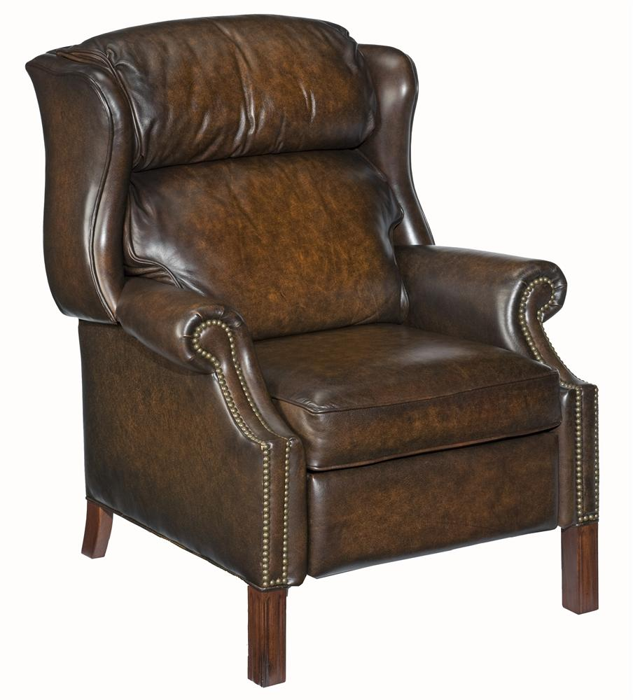 Reclining Chairs High Leg Recliner by Hooker Furniture at Baer's Furniture