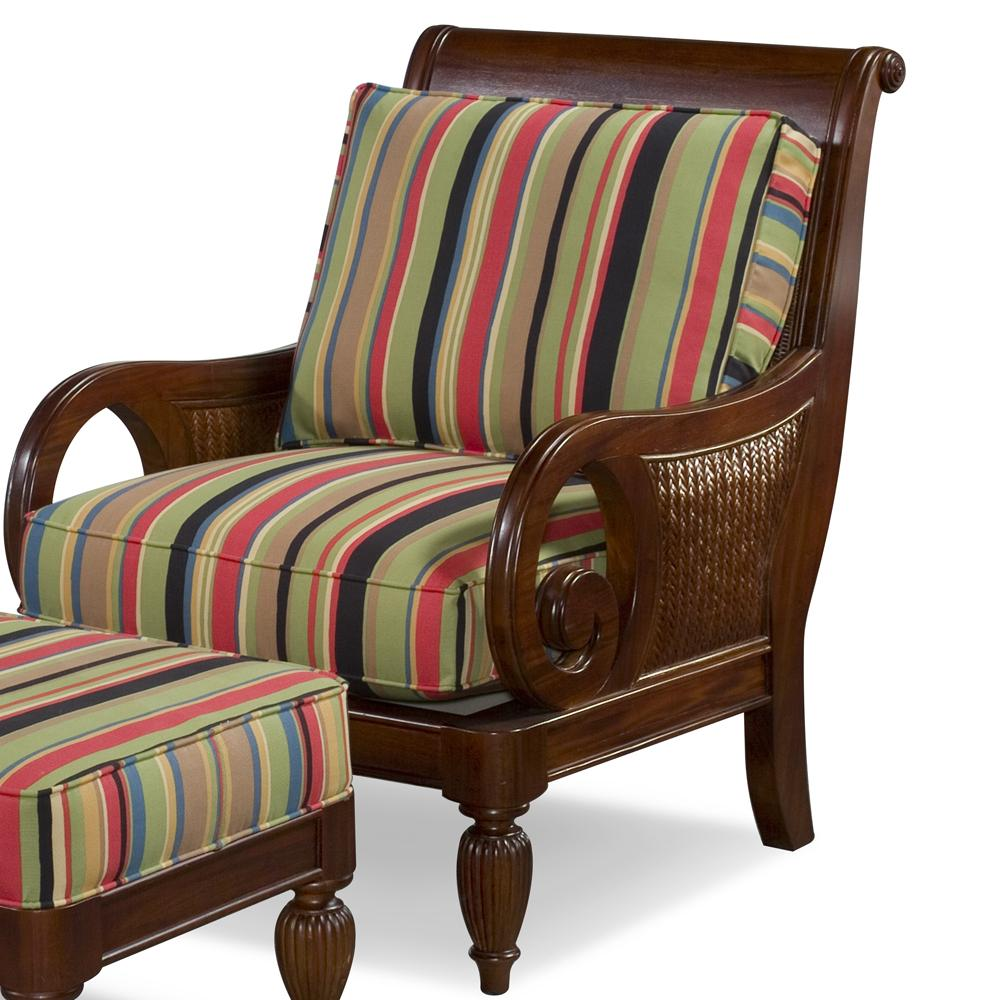 Exposed Wood Furniture ~ Braxton culler accent chair hudson s