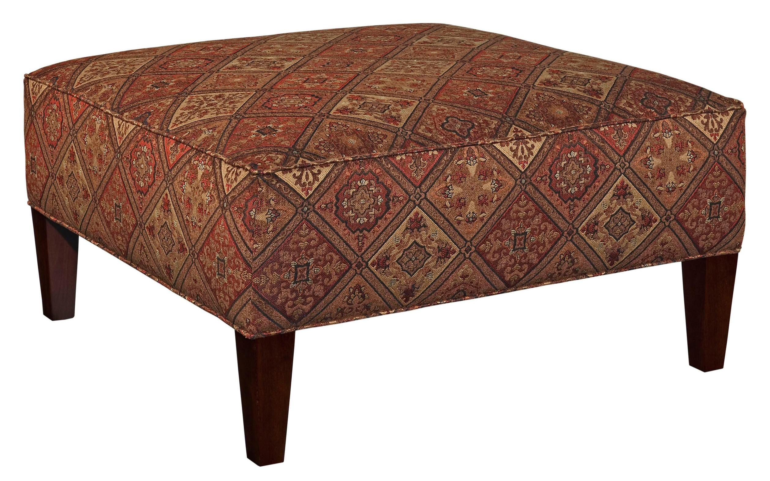 Broyhill furniture ottomans robson contemporary square for What is an ottoman for
