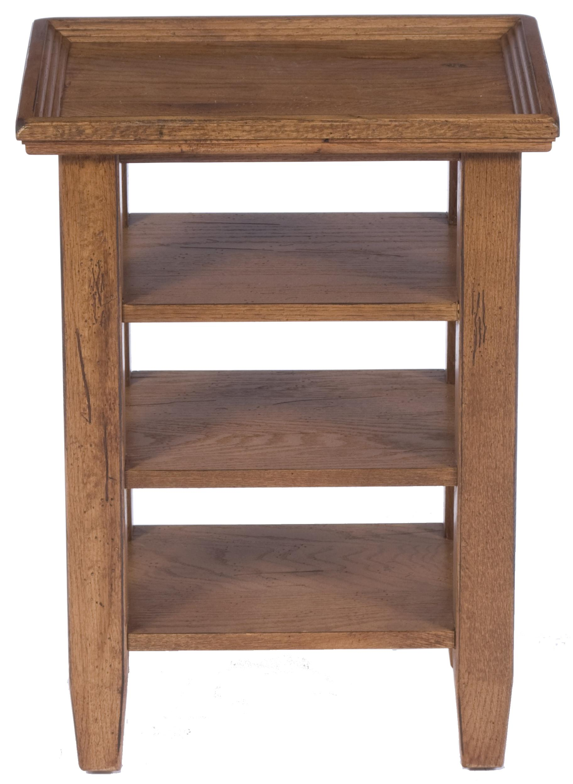 Broyhill Furniture Attic Heirlooms Accessory Table