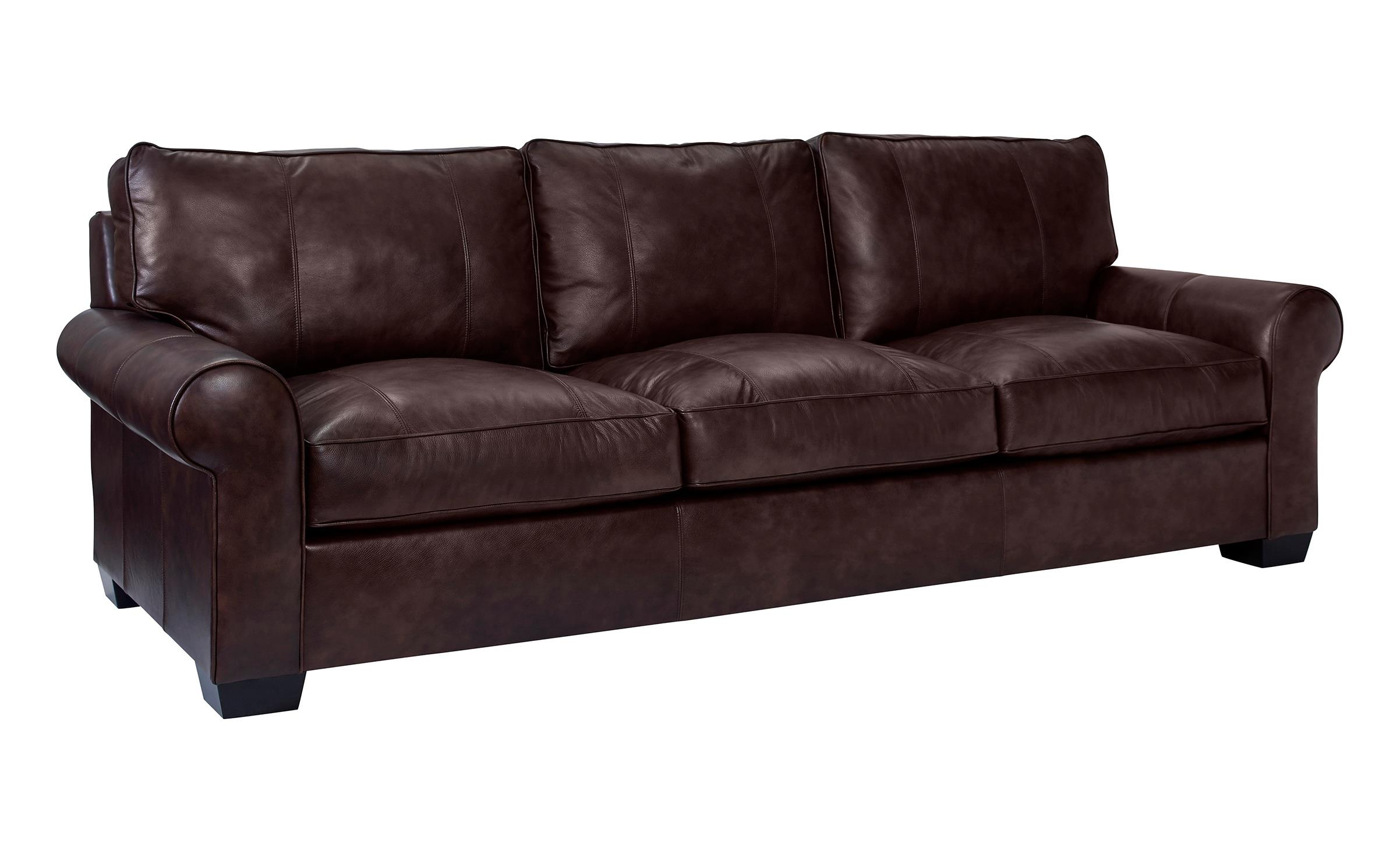 Broyhill furniture isadore casual sofa wayside furniture for Wayside furniture