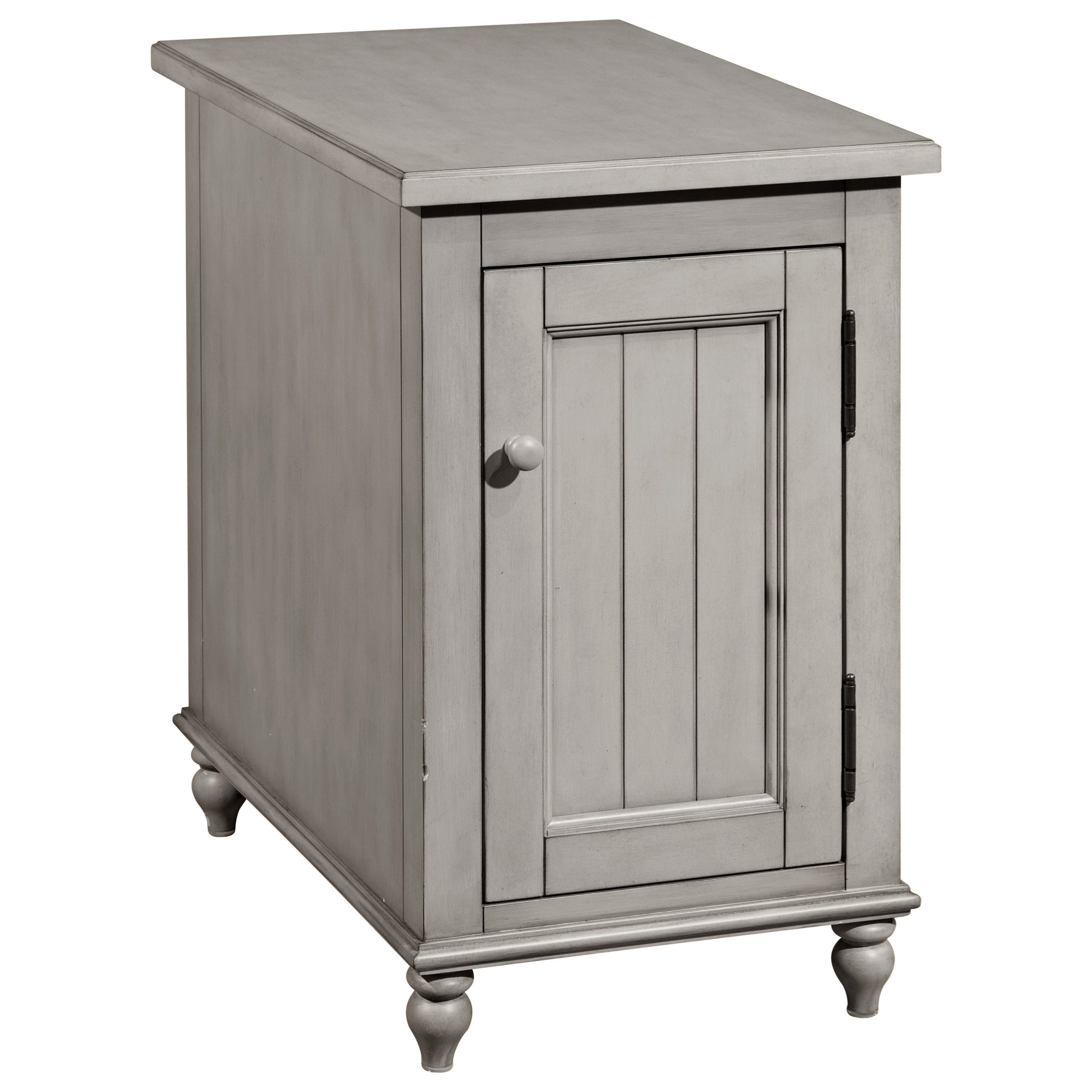 Broyhill furniture 8712 kearsley gray accent table value for Accent furnitureable