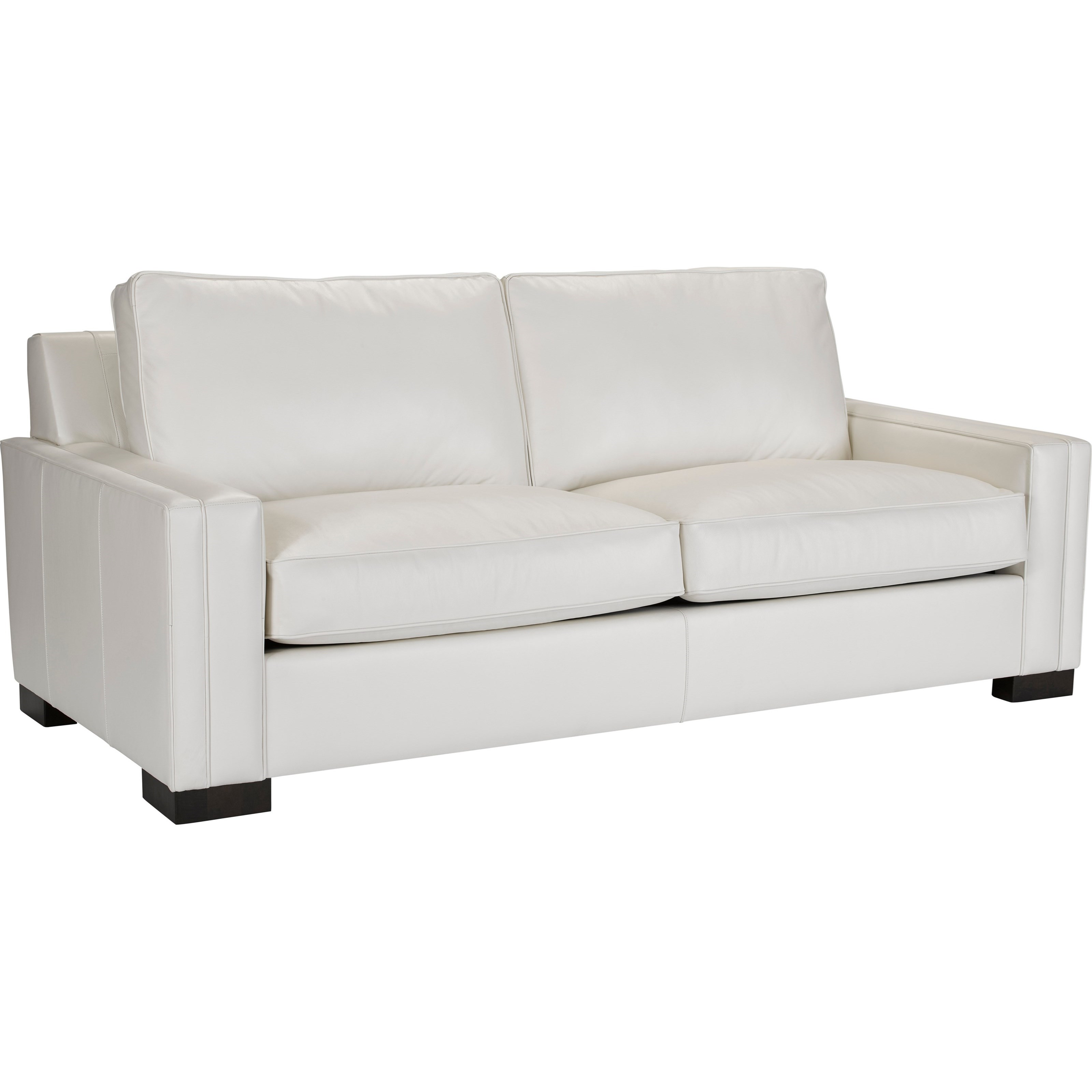Broyhill Furniture Rocco Apartment Sofa With Sleek Track