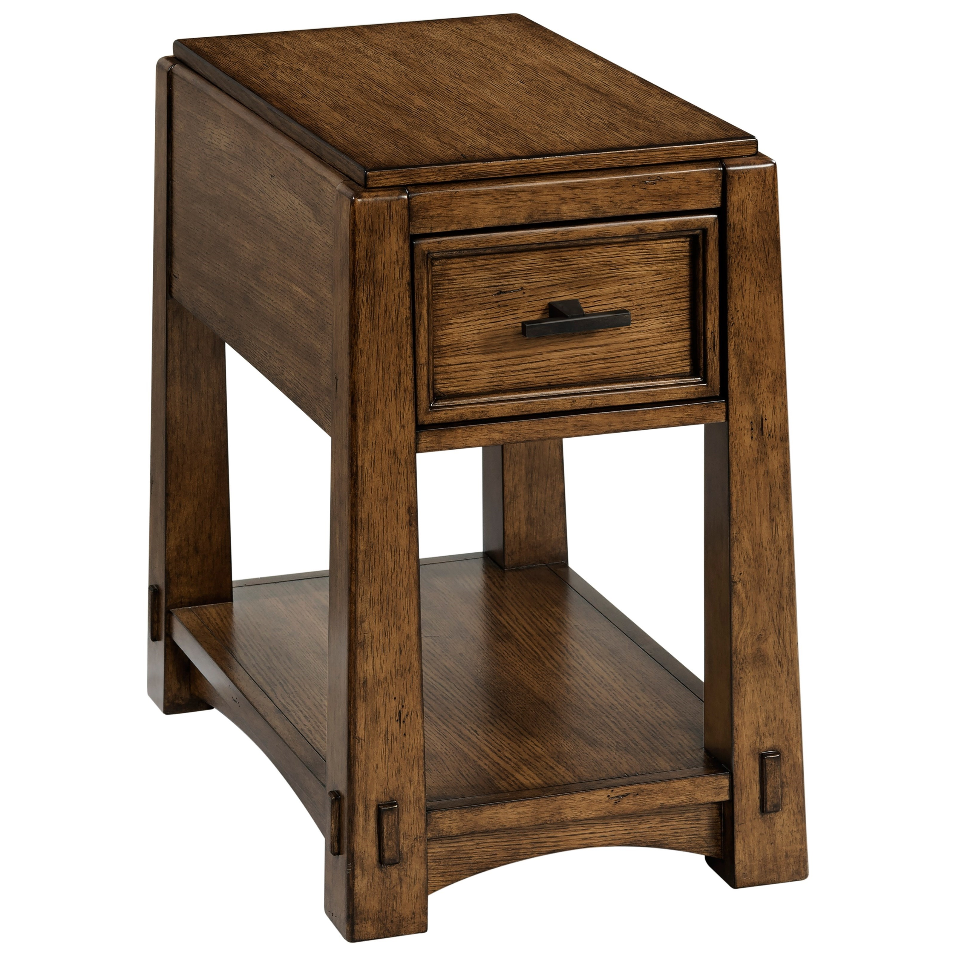 Broyhill Furniture Winslow Park 1 Drawer Chairside Table