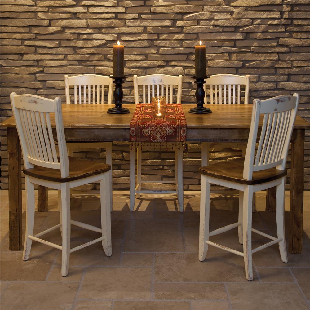 canadel champlain custom dining tre3878 he nf 5xsto232 el f customizable traditional. Black Bedroom Furniture Sets. Home Design Ideas