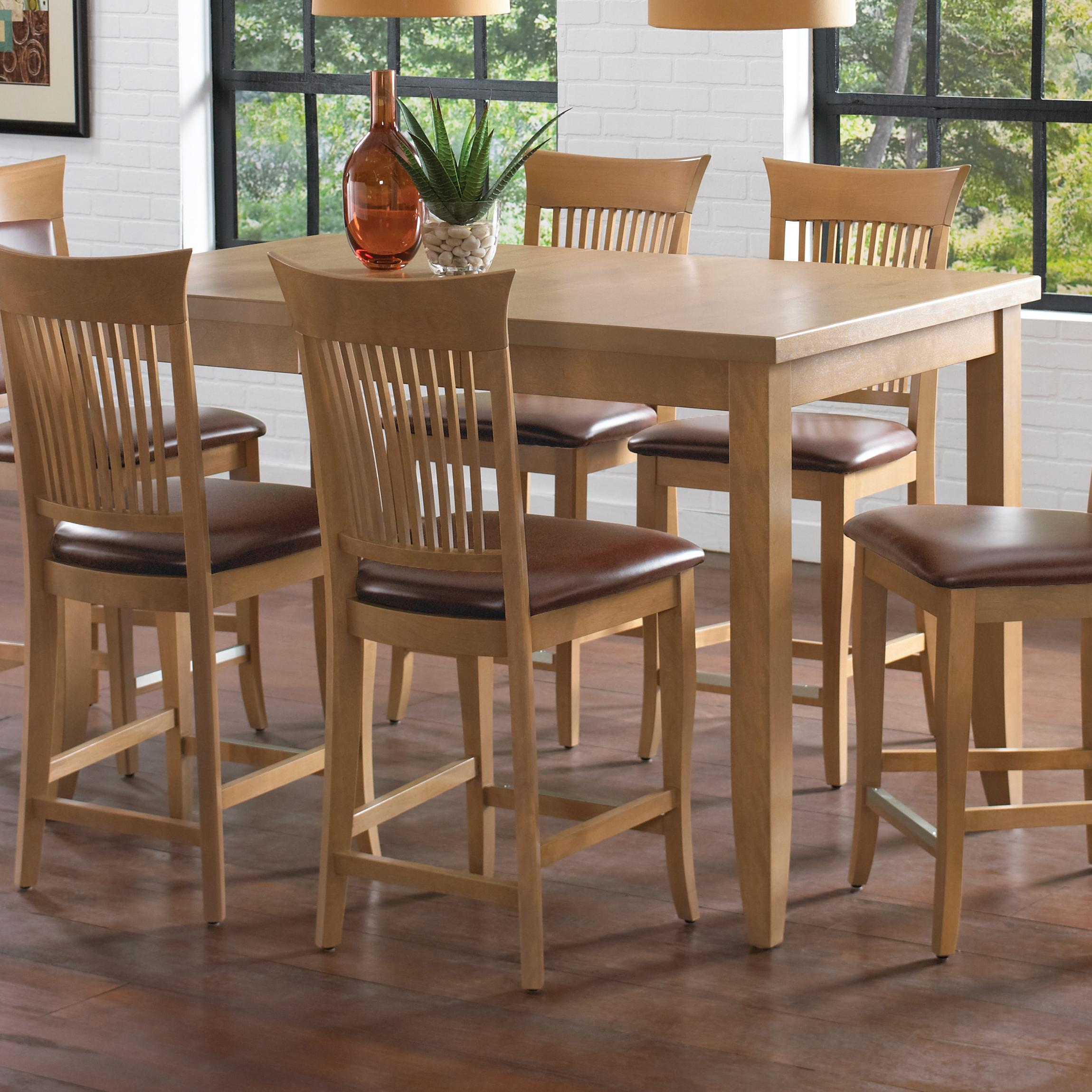 Canadel custom dining high customizable