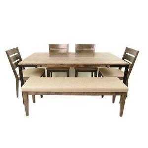 Dining room furniture sprintz furniture nashville for Dining table nashville tn