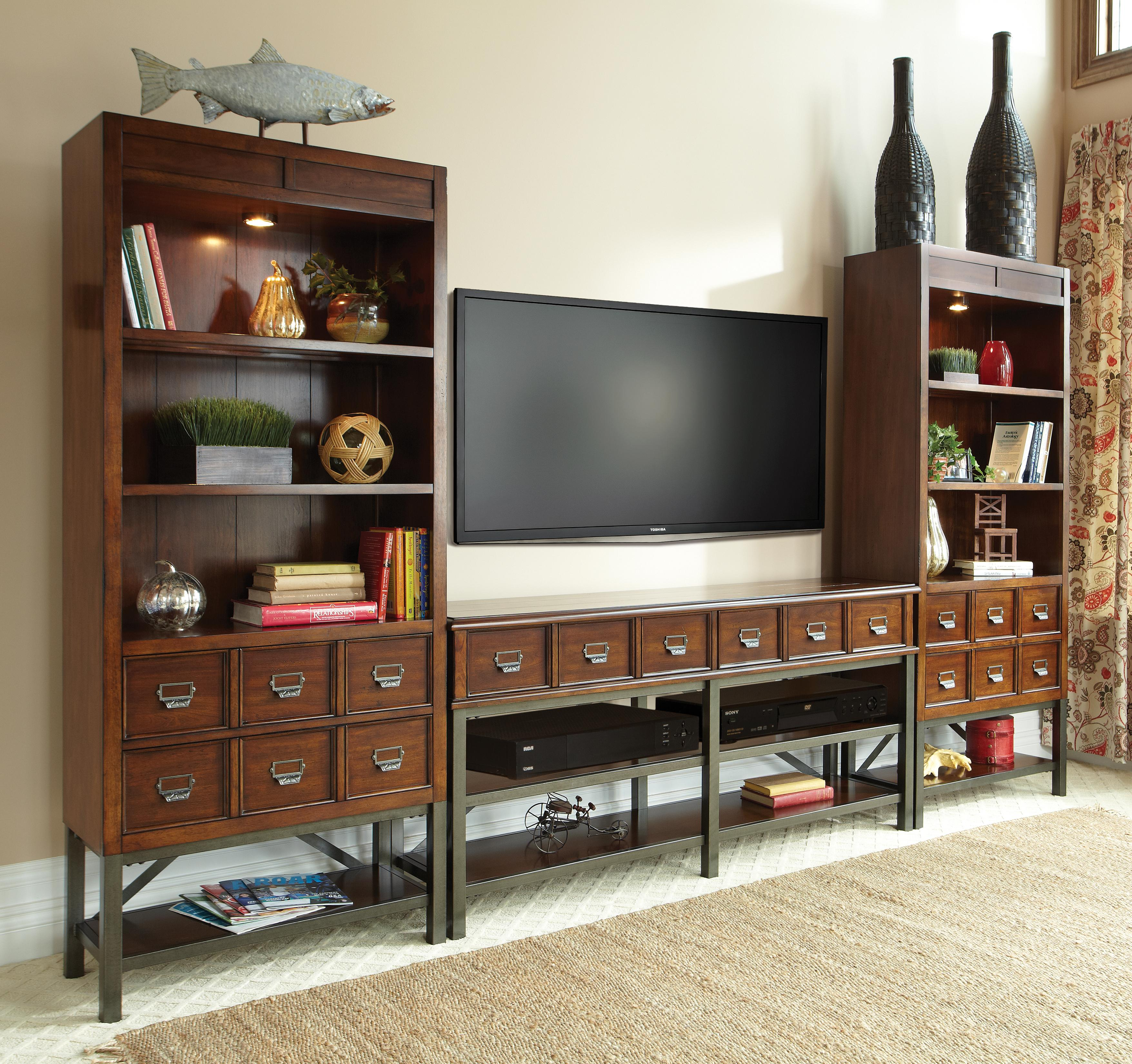Wayside Furniture Bookcases