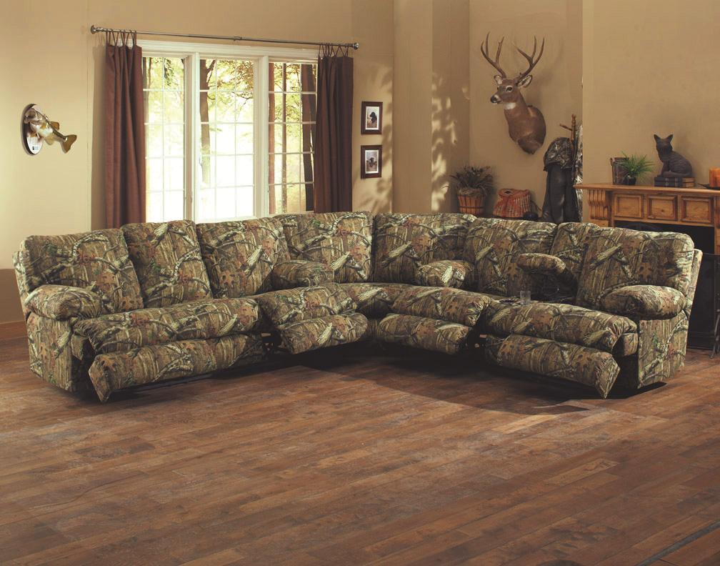 Camo Sofa Cheyenne 2 Piece Living Room Group In Camouflage