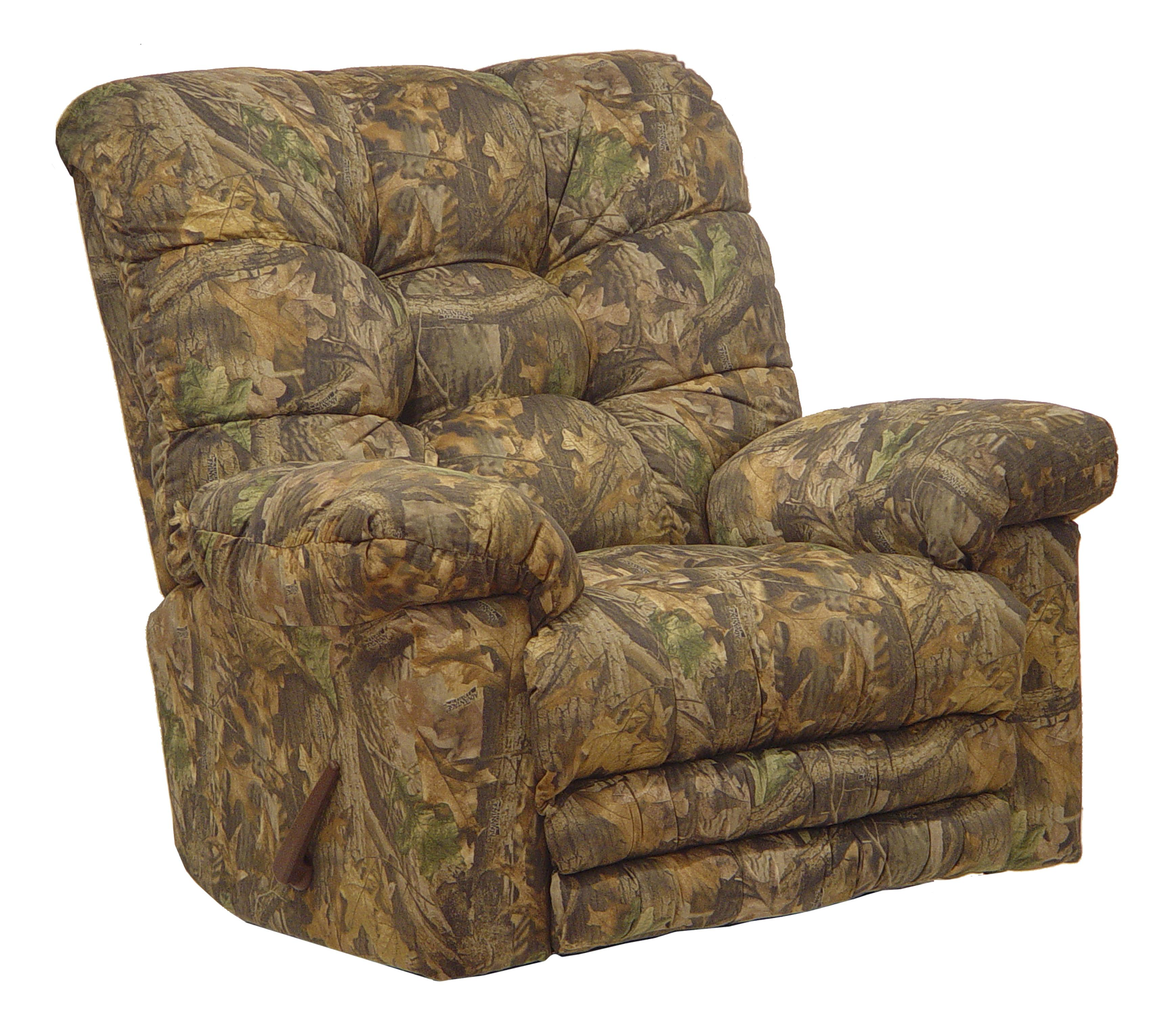 Catnapper Motion Chairs And Recliners Cloud Nine Duck Dynasty Rocker Recliner Vandrie Home