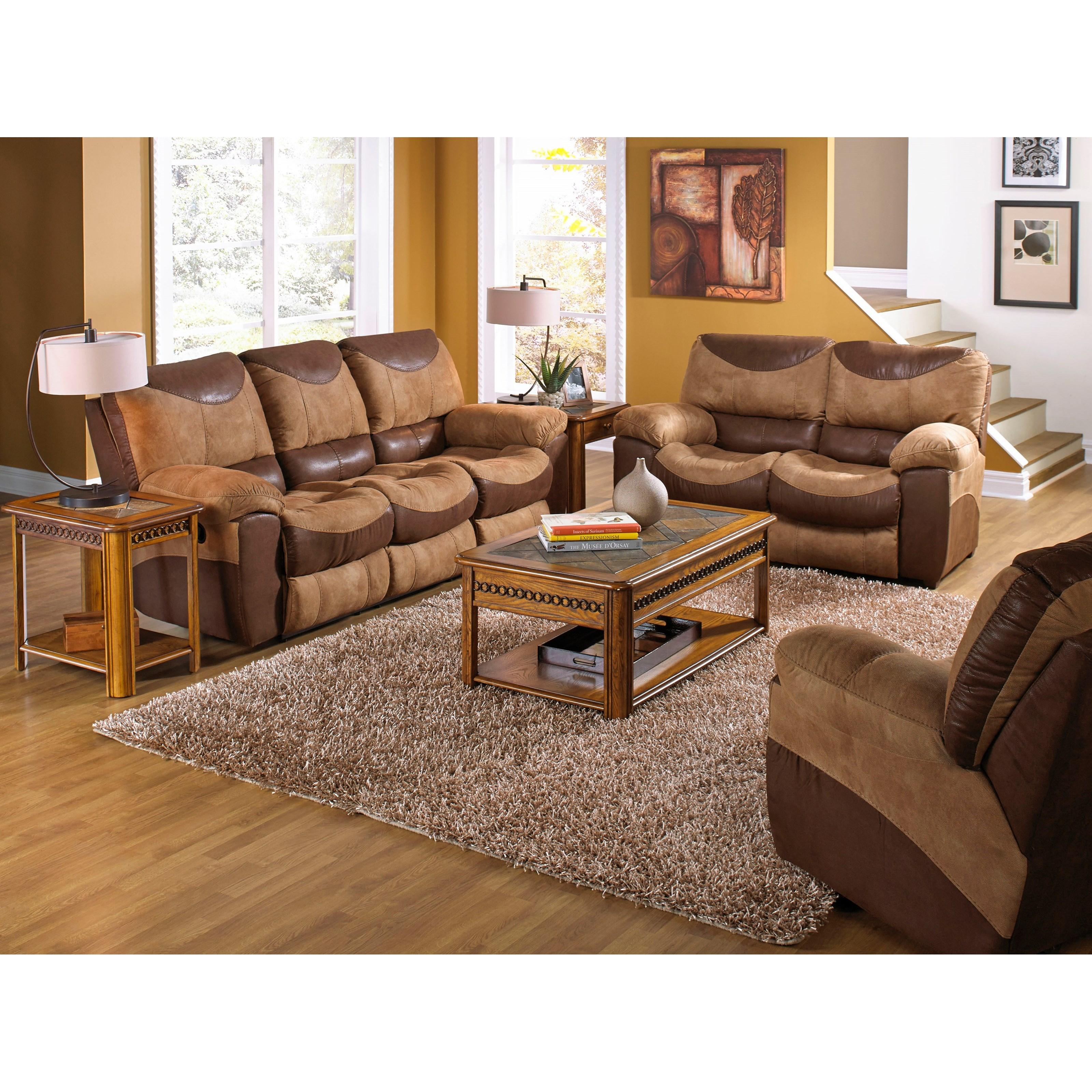 catnapper portman reclining living room group efo furniture outlet reclining living room. Black Bedroom Furniture Sets. Home Design Ideas