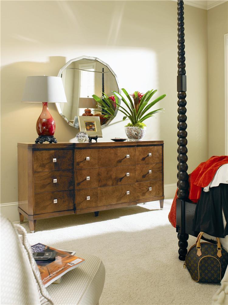 Century Metro Lux 819 205 Bedroom Dresser Baer 39 S Furniture Dressers