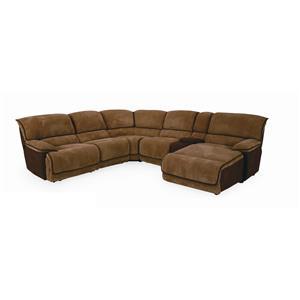Man Wah Furniture Sectional
