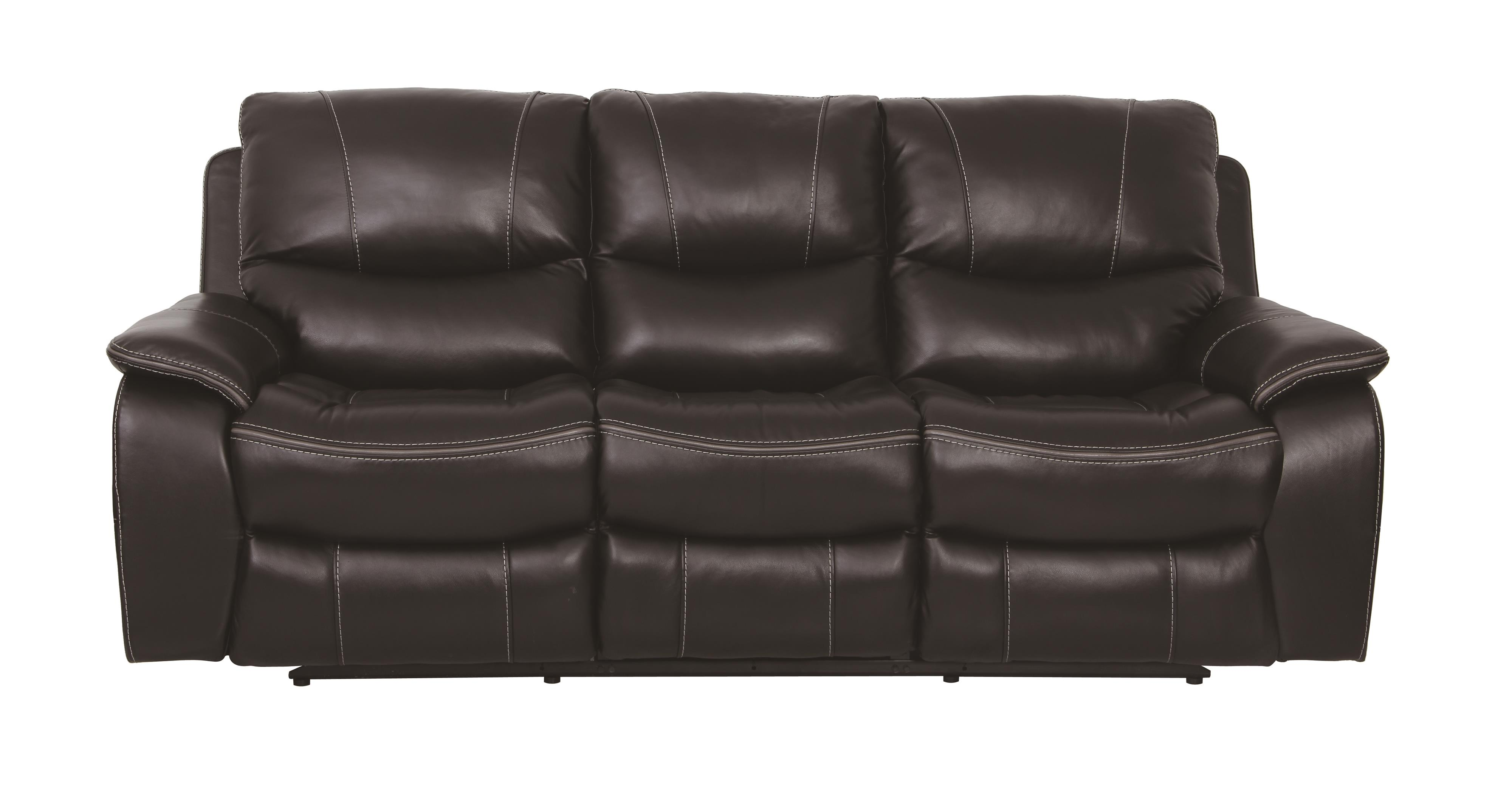 Cheers sofa uxw9788 casual reclining sofa vandrie home for Casual couch