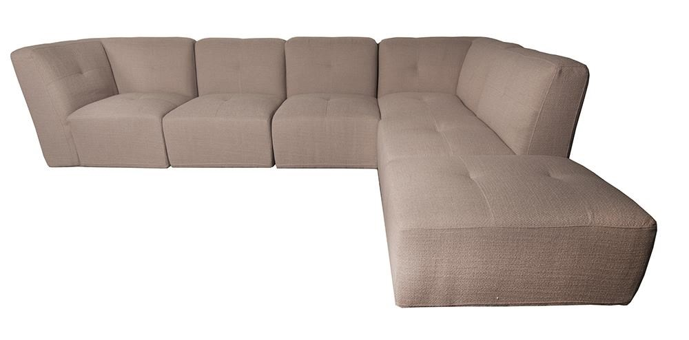 Vess 6 piece sectional morris home sectional sofas Morris home furniture outlet