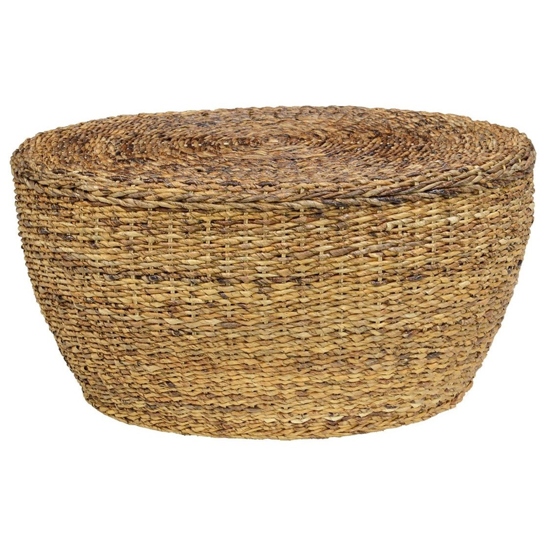 Classic home kirana oval rattan coffee table for Classic home furniture jacksonville fl