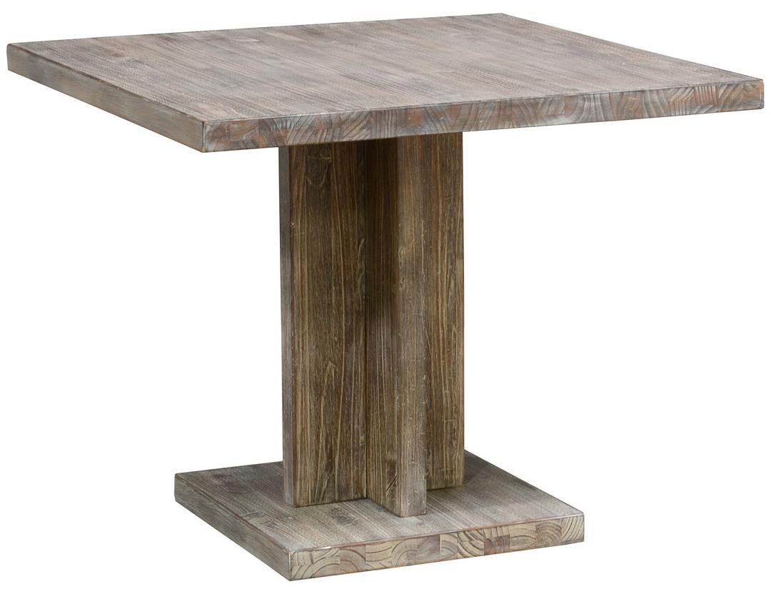 Classic home mayfair rectangular single pedestal dining for Classic home furniture jacksonville fl