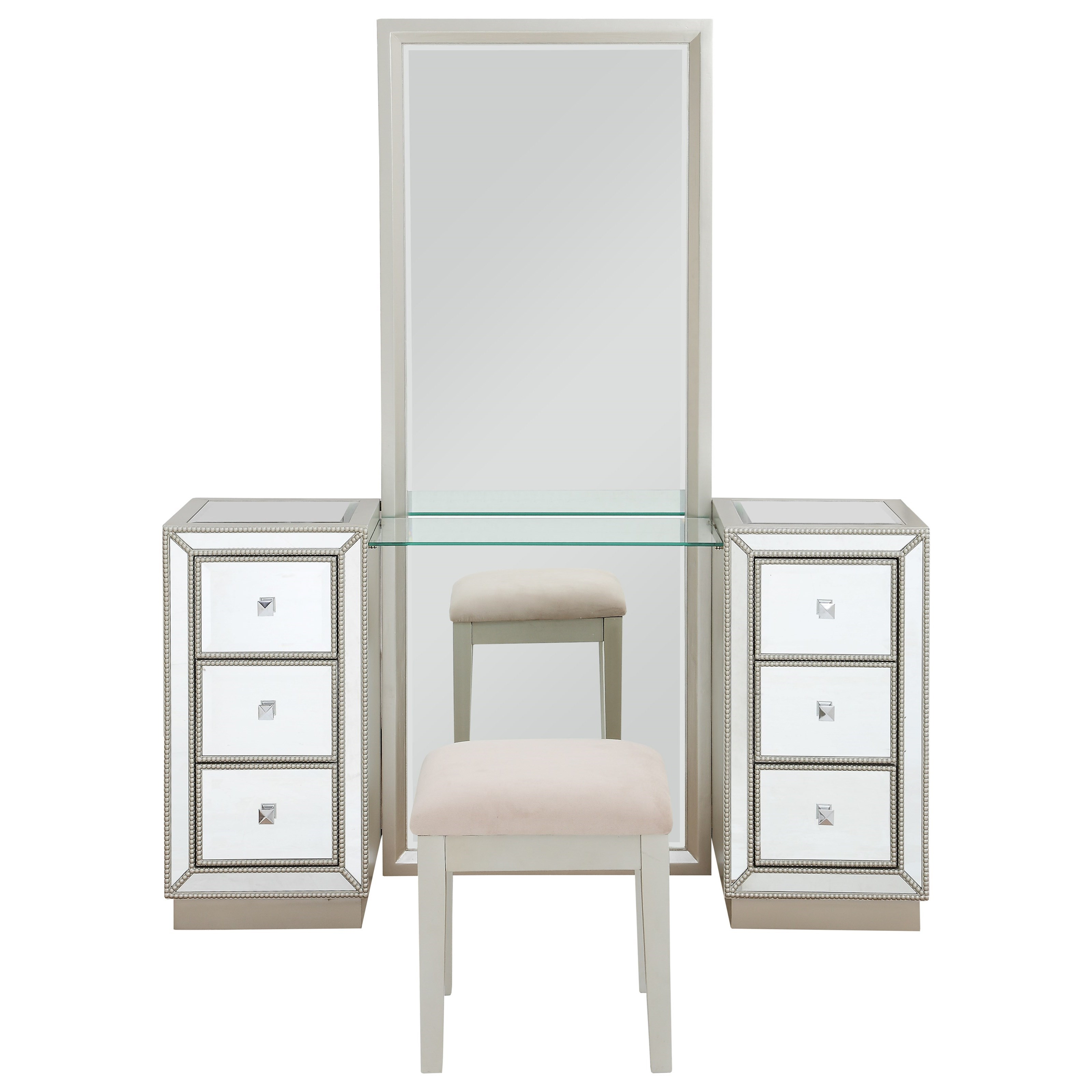vanity for bedroom coast to coast imports coast to coast accents six drawer 13718