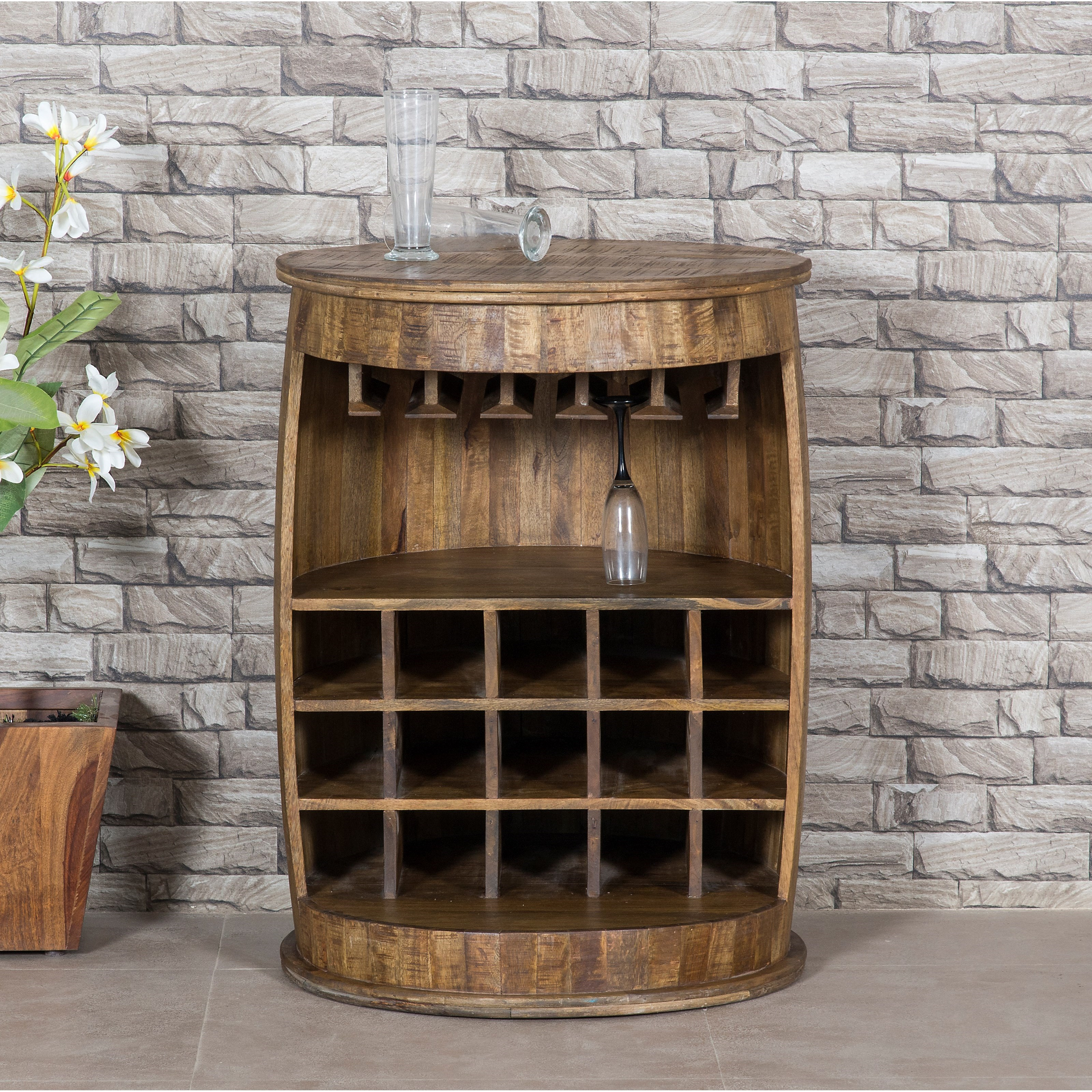 Morris Home Bar Cabinet Morris Home Wine Racks Wine