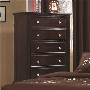 Sandy beach 201990 by coaster dream home furniture for Bedroom furniture 30144