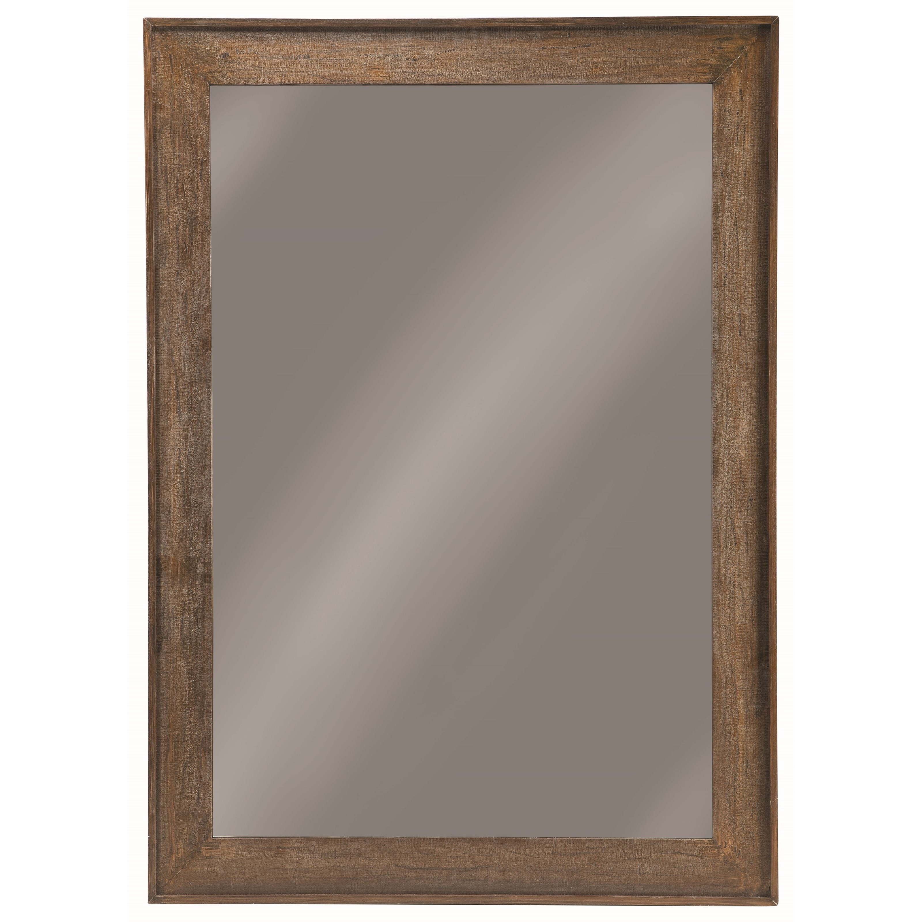 Coaster accent mirrors 902770 accent mirror with for Accent mirrors