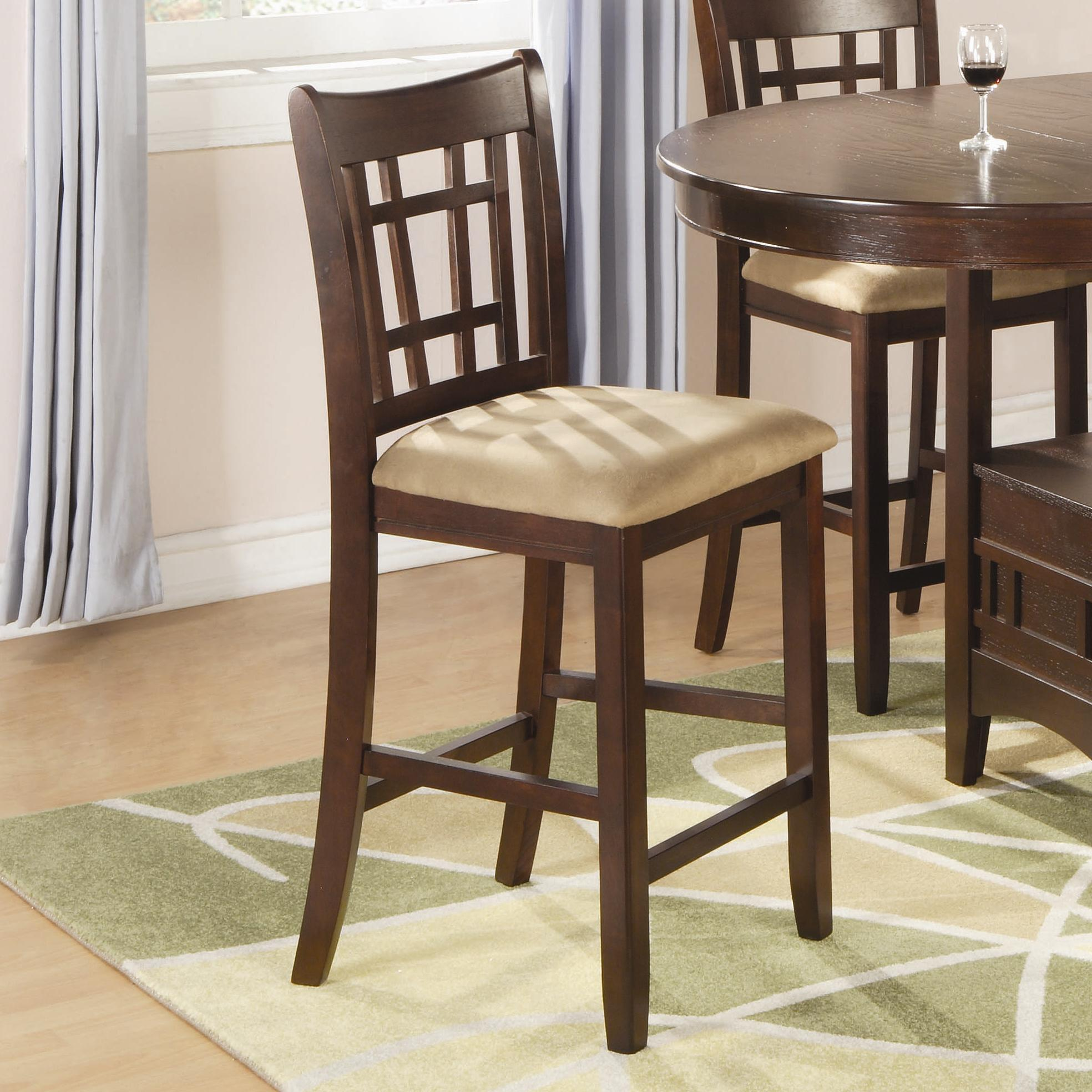 Coaster Lavon 100889n 24 Inch Bar Stool Dunk Bright