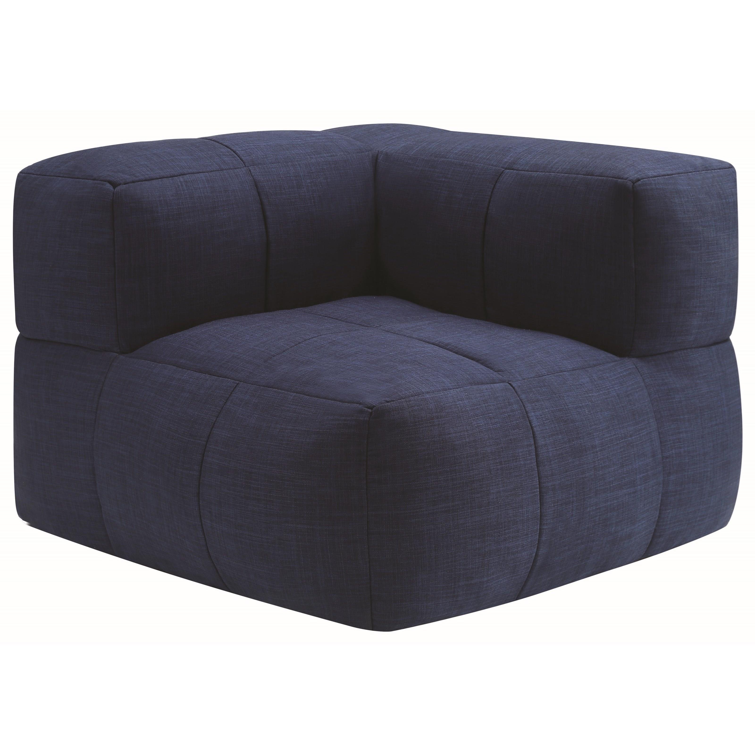 Coaster Lazy Life Corner Bean Bag Del Sol Furniture