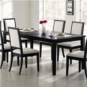 Fine Furniture Lexton 101561 Rectangular Dining Table With