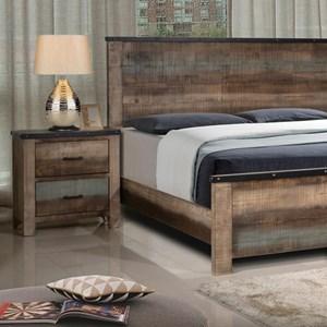 Coaster Sembene King Bedroom Group Standard Furniture Bedroom Groups Birmingham Huntsville