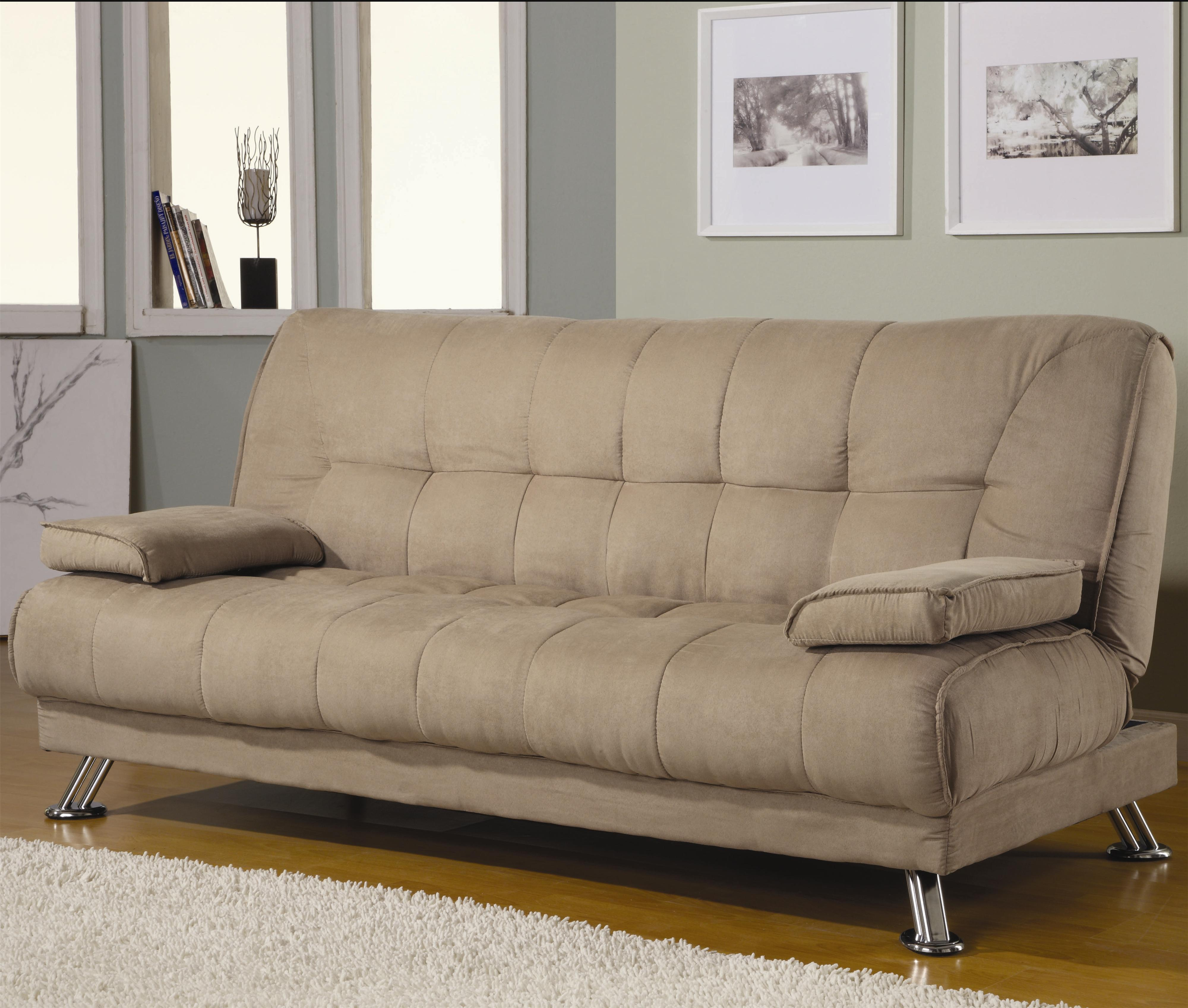 Unique Sofa Beds and Futons Fabric Convertible Sofa Bed with Removable  UO76
