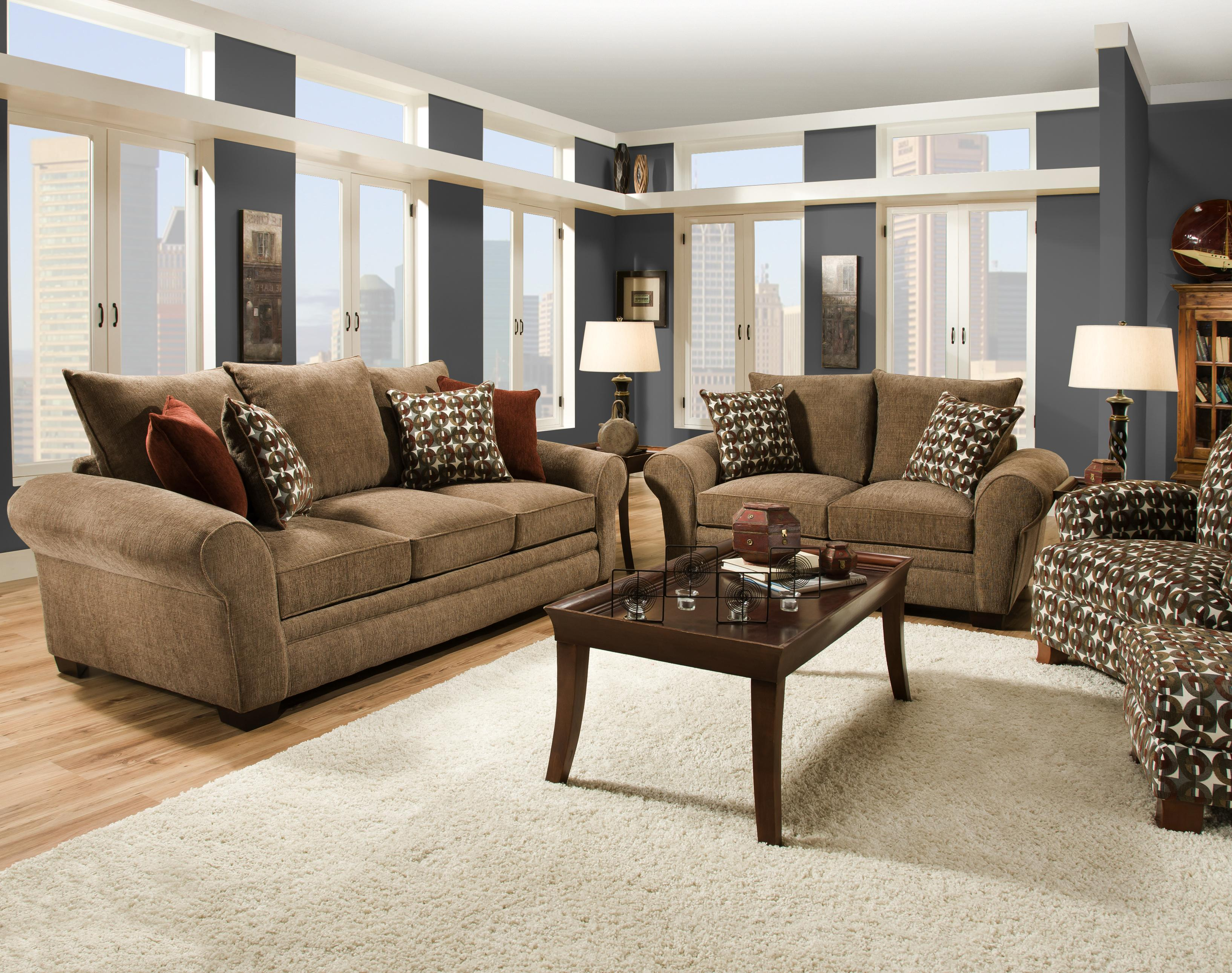Sofa sleeper for Family room chairs