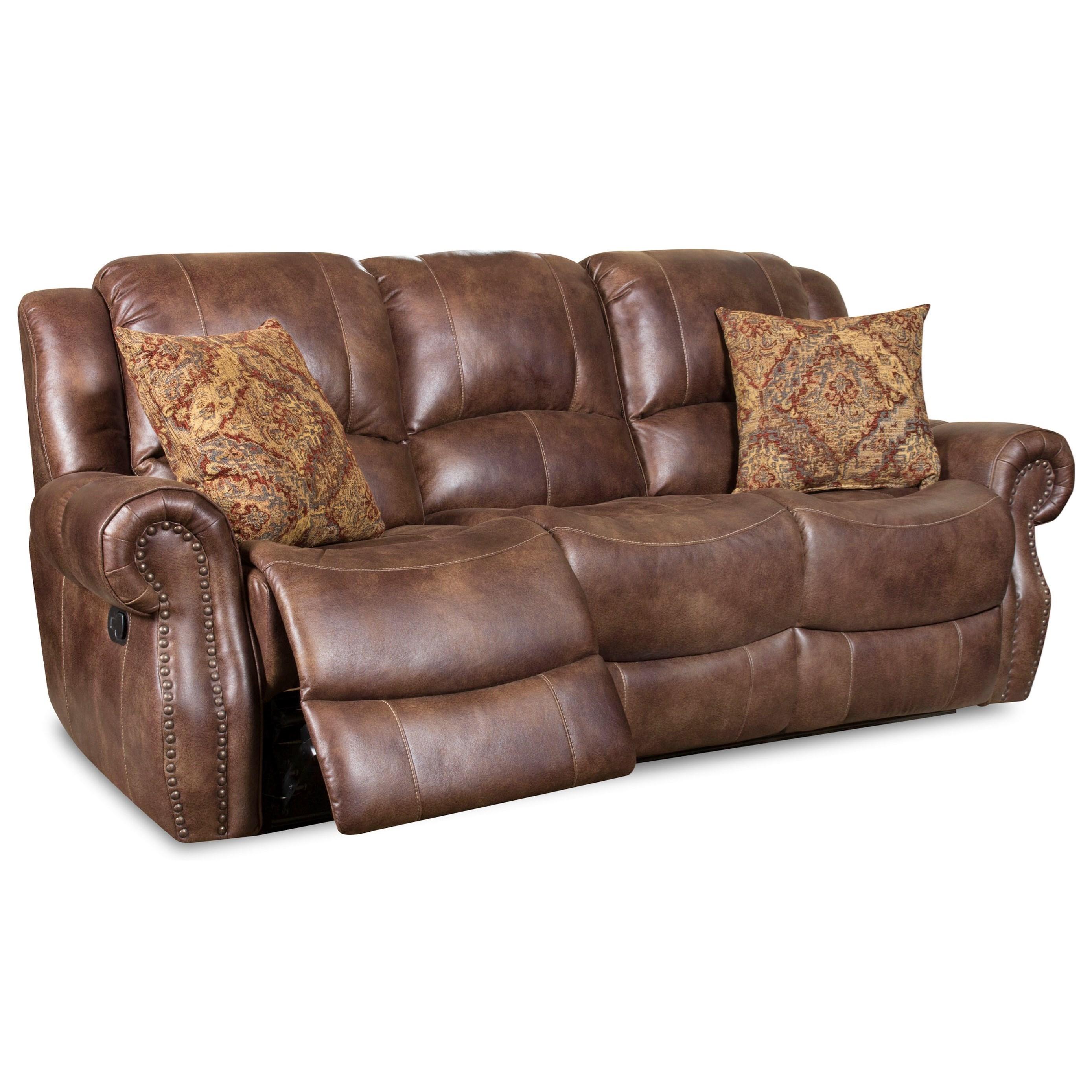 corinthian 69901 69901 30 recline sofa household. Black Bedroom Furniture Sets. Home Design Ideas
