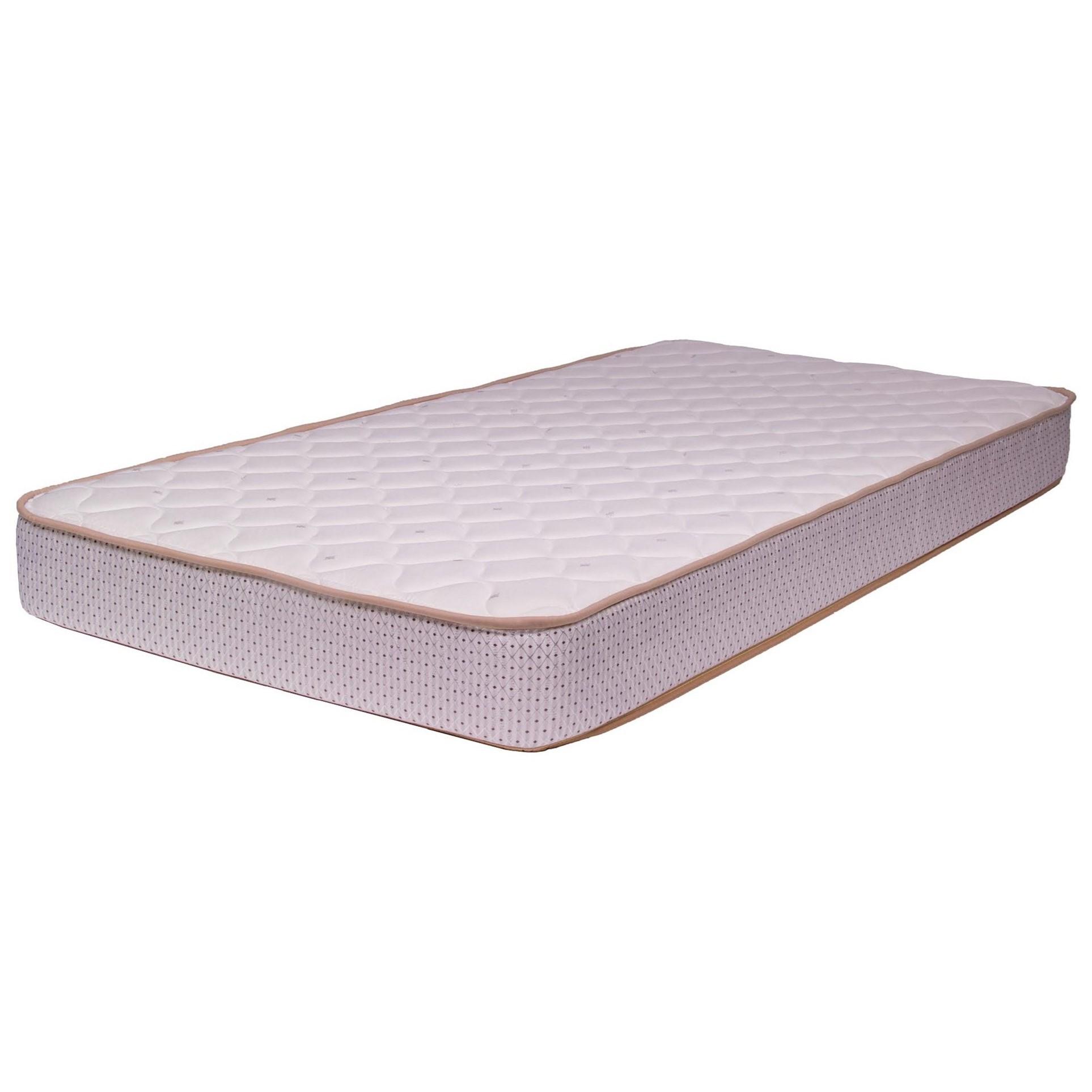 Spring air 1000 crazy quilt foam twin 6 1 2 foam mattress for Spring air mattress
