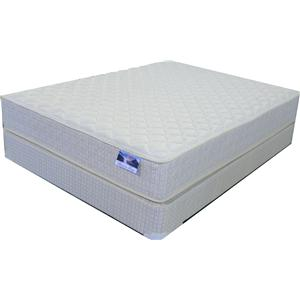 Corsicana Baron King Pillow Top Matttress and Box Spring