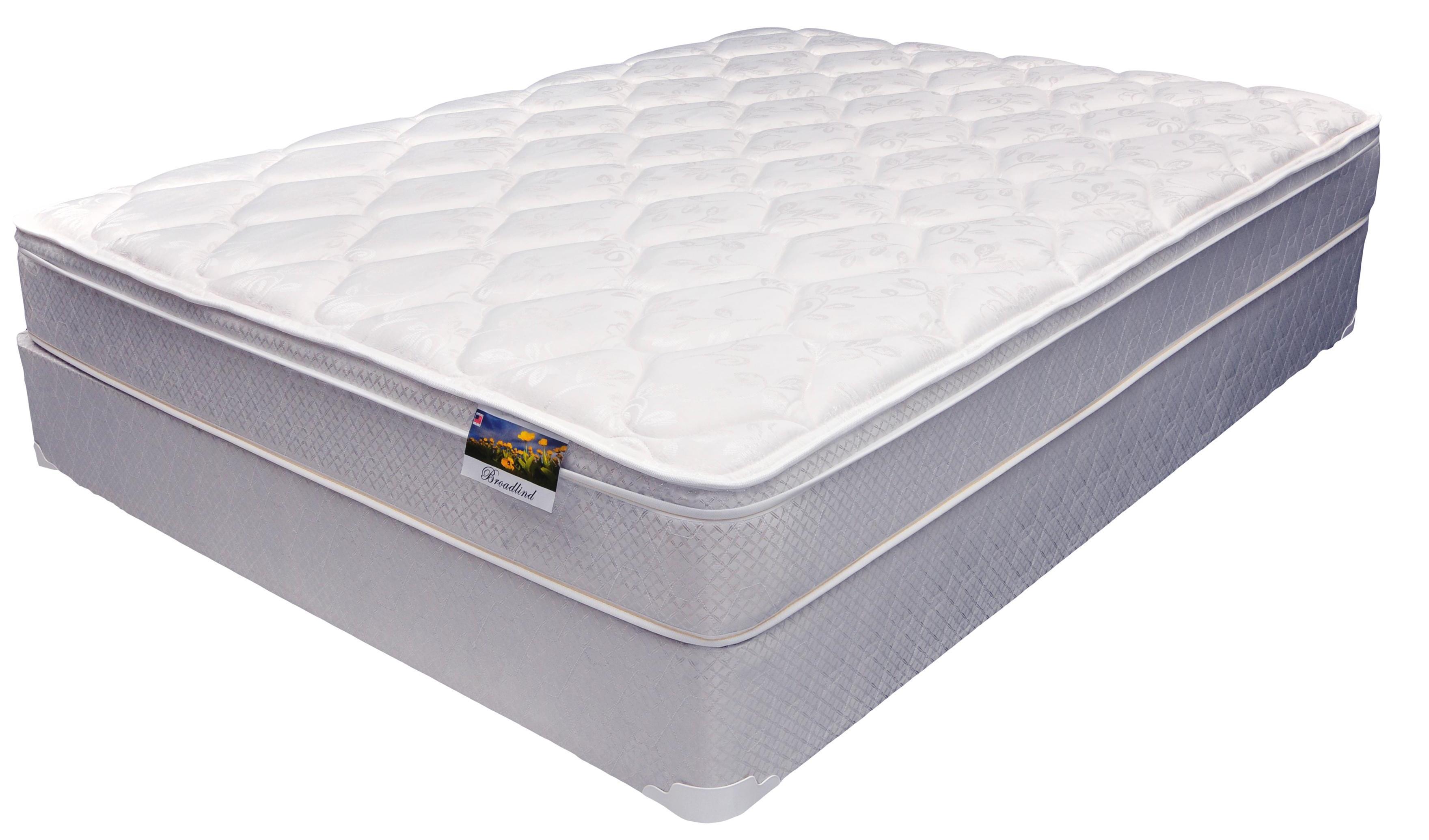 corsicana broadlind euro top broadlind euro top mattress full extra long l fish mattress. Black Bedroom Furniture Sets. Home Design Ideas