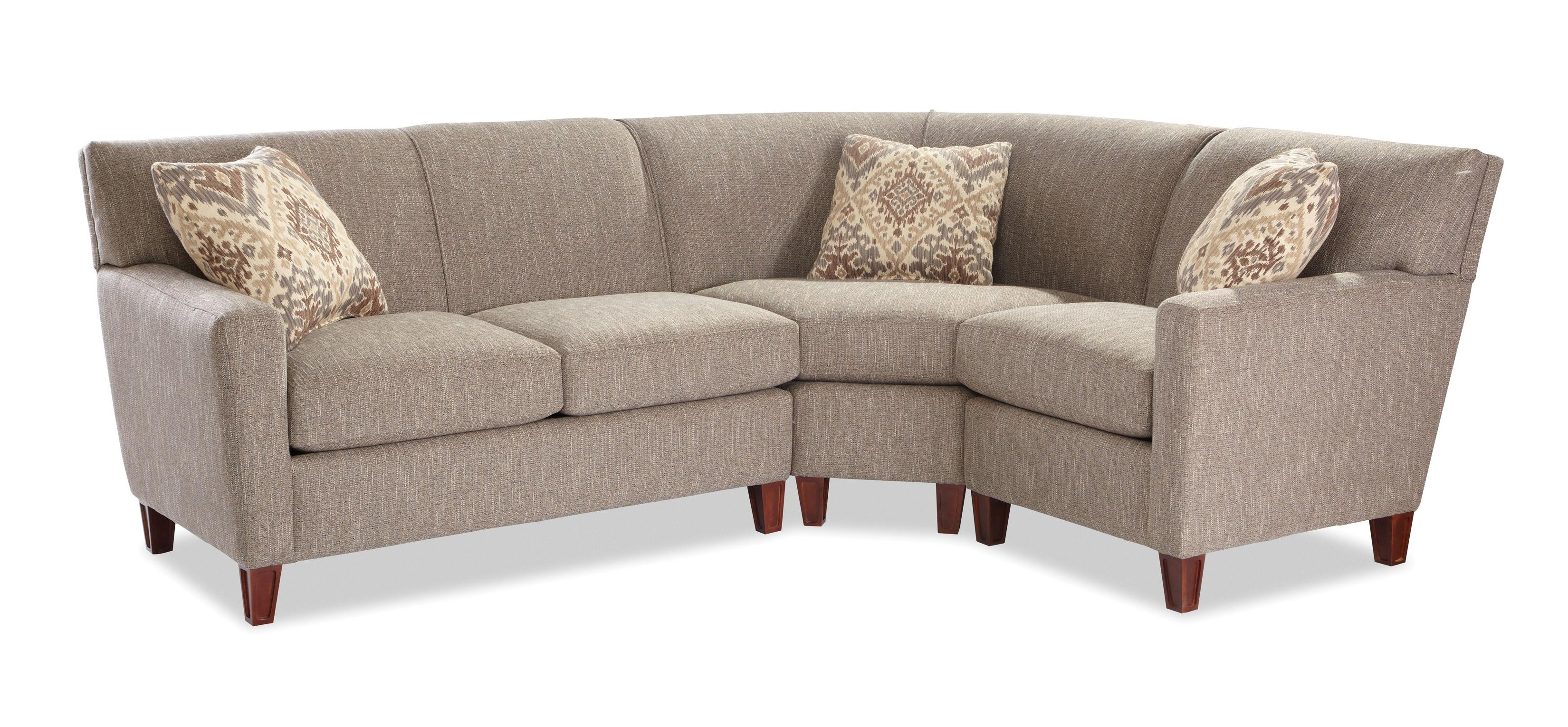 Craftmaster 7864 three piece sectional sofa with laf for Sectional sofa names