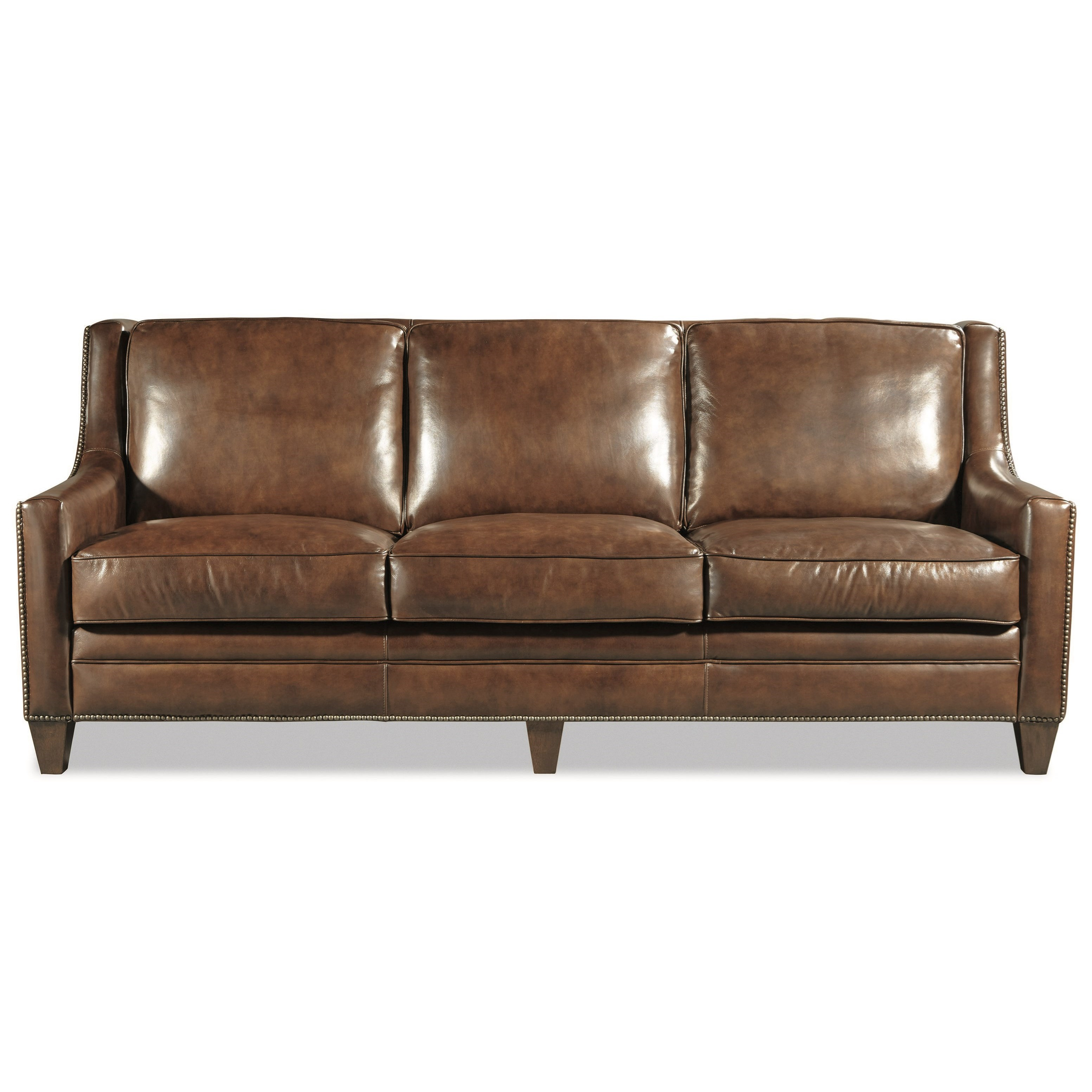 Craftmaster l1625 l162550 transitional nailhead studded for Studded sofa sets