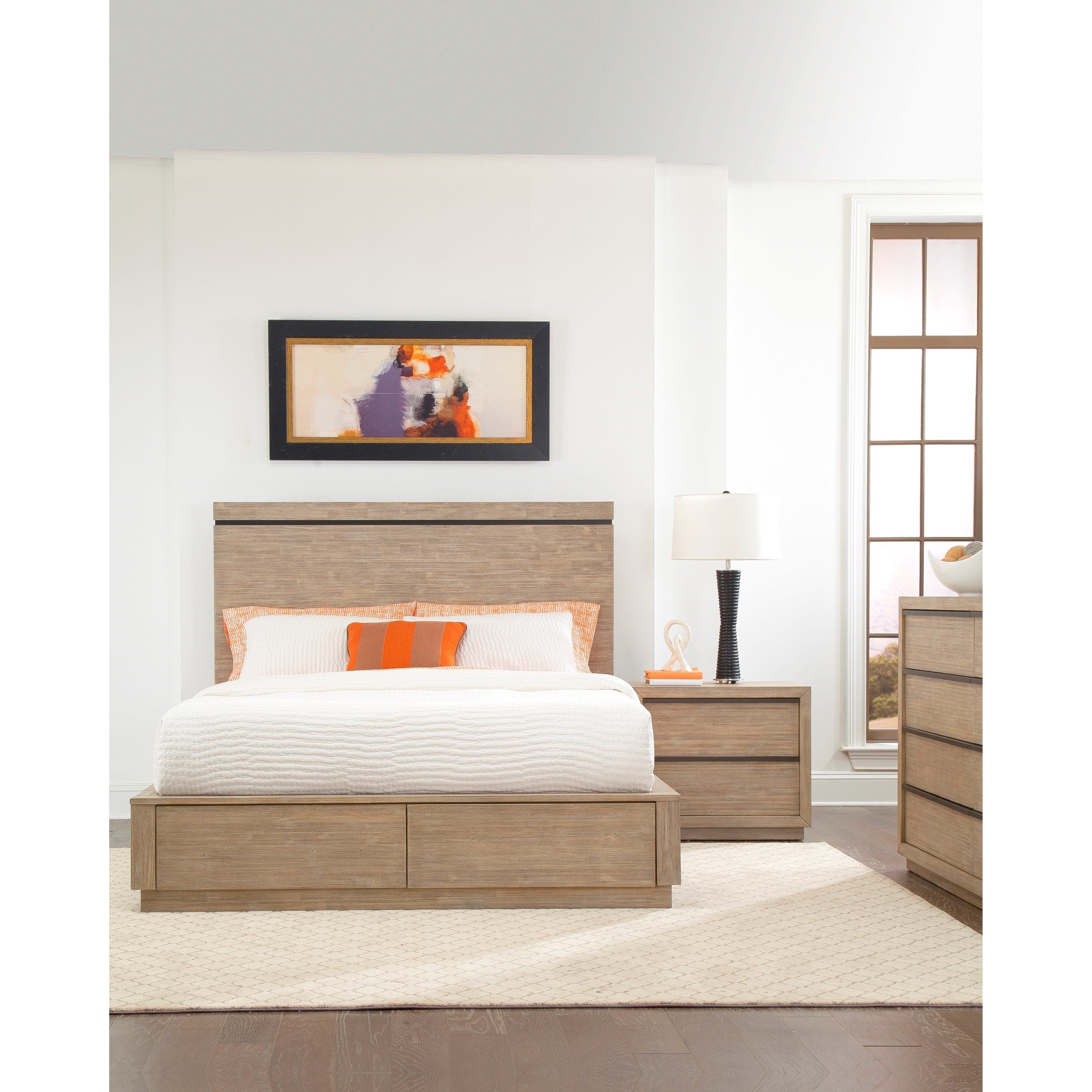 Bedroom Furniture Groups Of Cresent Fine Furniture Larkspur King Bedroom Group 2